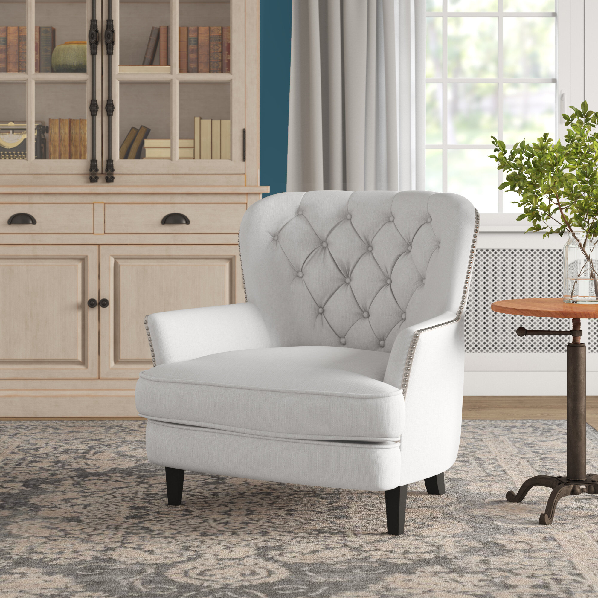 Maidenstone Armchair Pertaining To Jayde Armchairs (View 12 of 15)