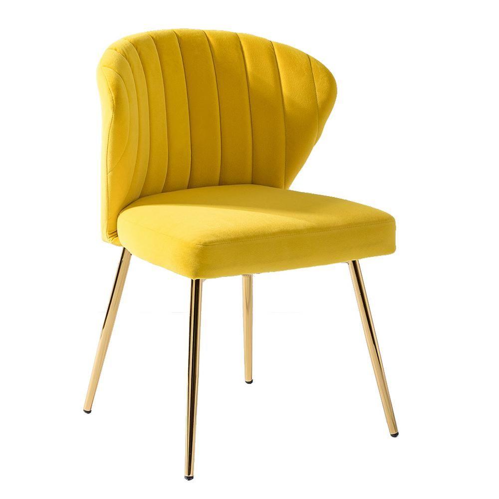 Mercer41 Erasmus Side Chair Fabric: Blue – Vozeli With Regard To Erasmus Side Chairs (View 10 of 15)