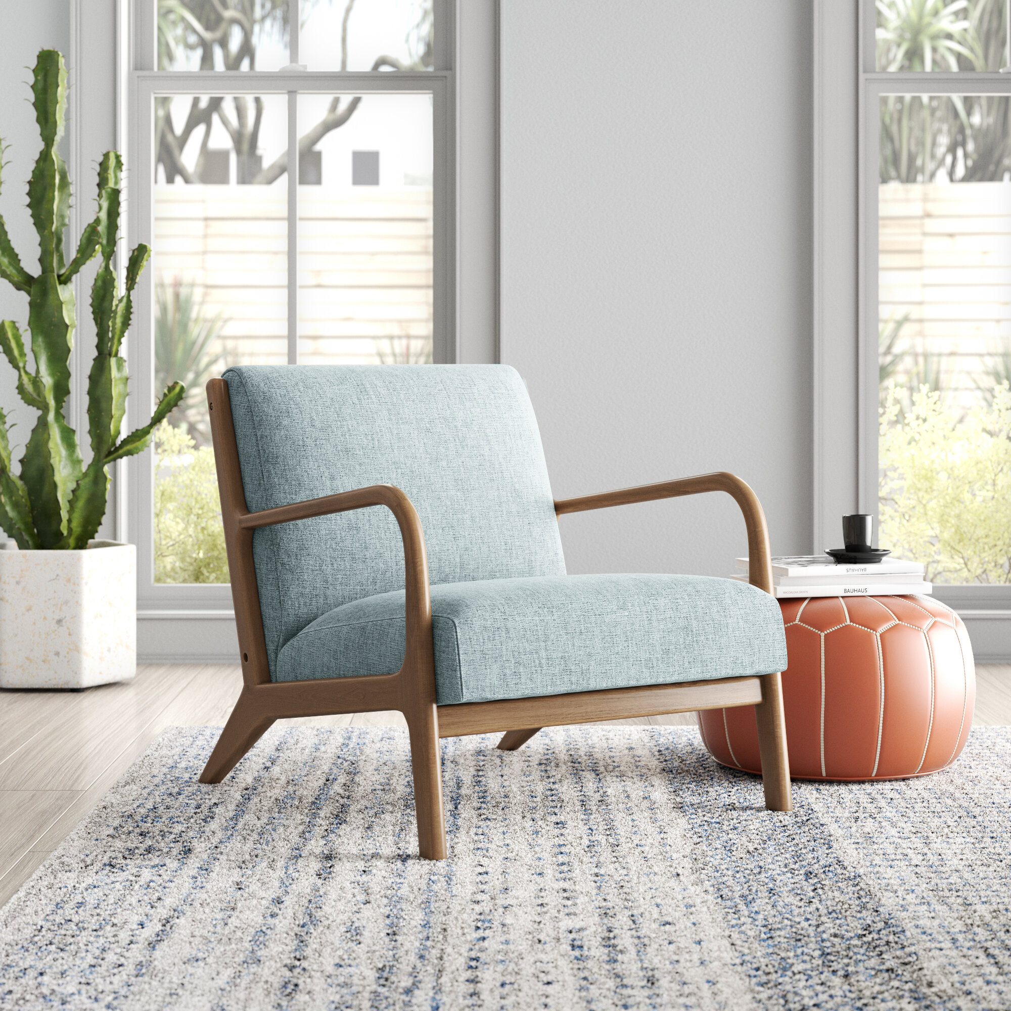Featured Image of Ronaldo Polyester Armchairs
