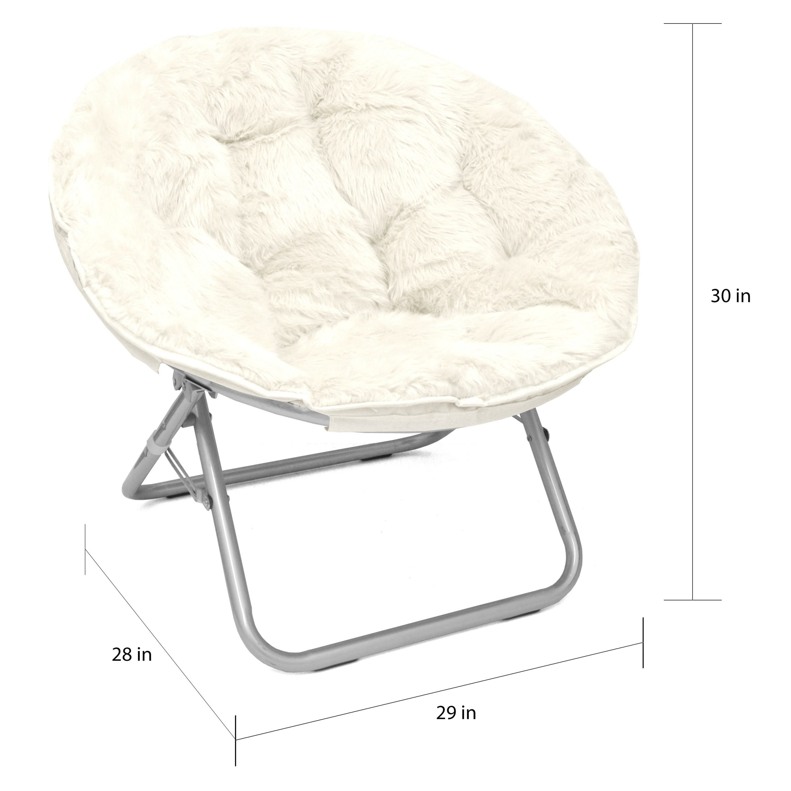 Mongolian Fur Papasan Chair For Rosati Mongolian Fur Papasan Chairs (View 13 of 15)