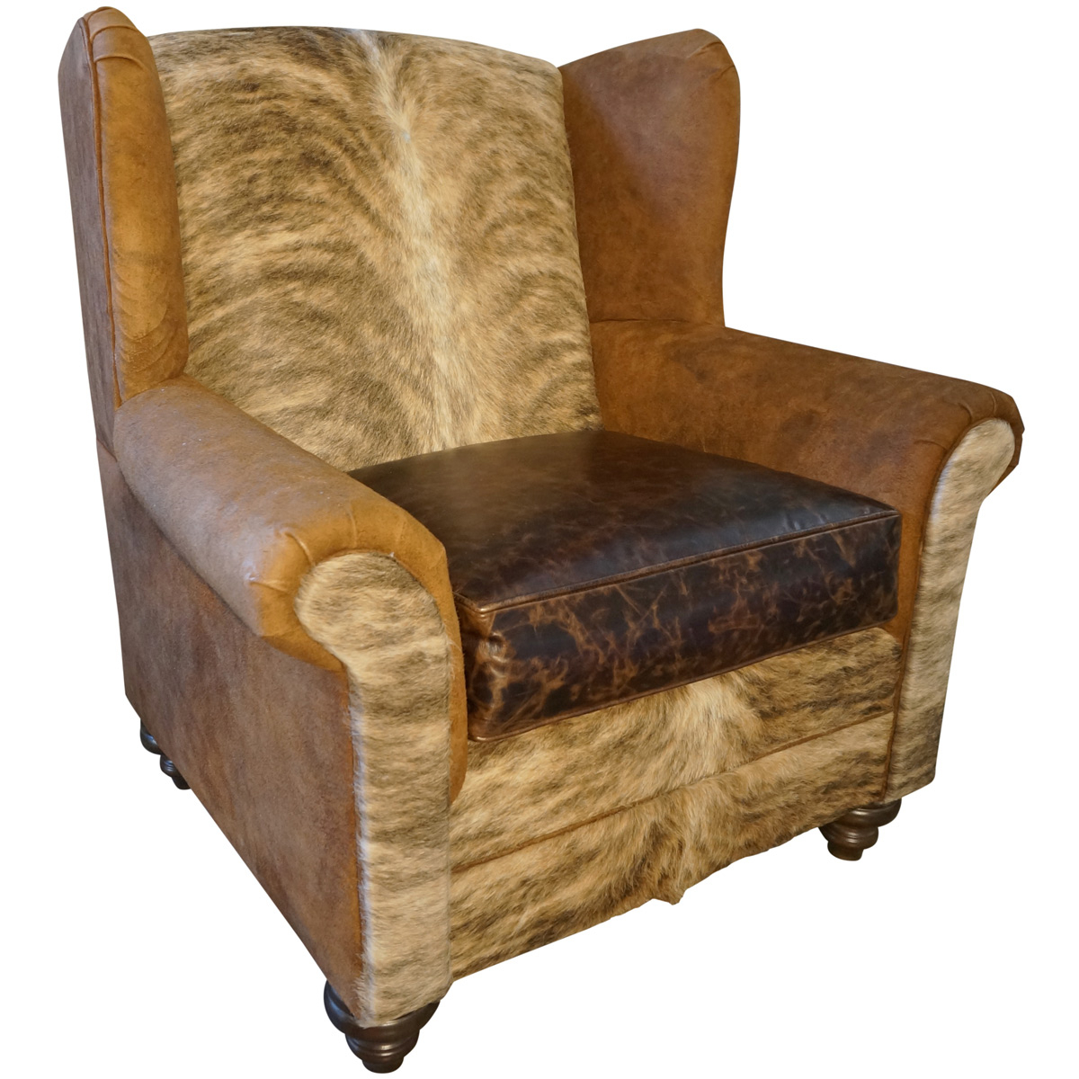 Mountain Home Oversized Wingback Chair Within Sweetwater Wingback Chairs (View 11 of 15)