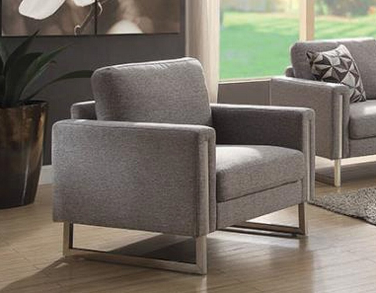 Mullens Armchair Within Hiltz Armchairs (View 11 of 15)