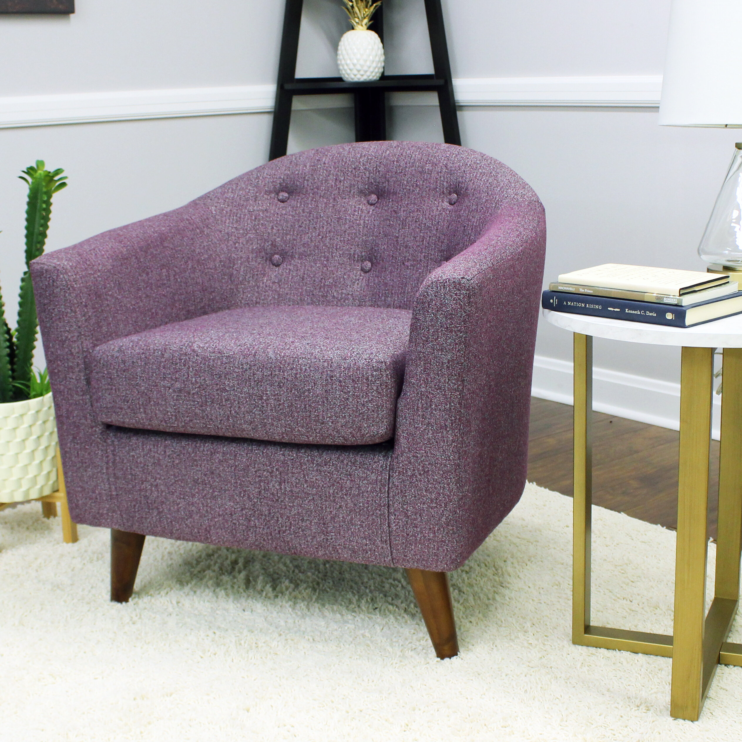 Featured Image of Navin Barrel Chairs
