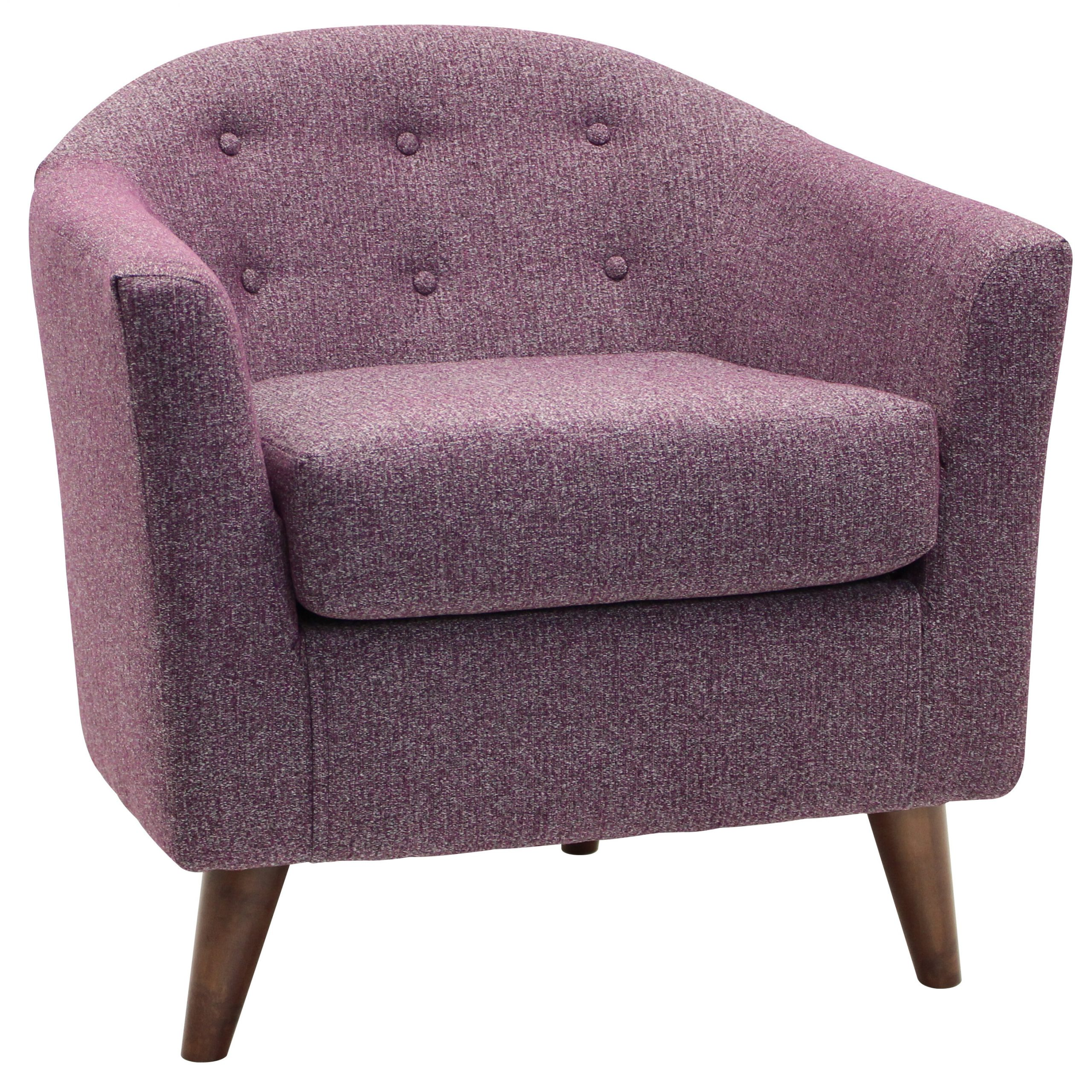 """Navin 20"""" Barrel Chair Within Navin Barrel Chairs (View 3 of 15)"""