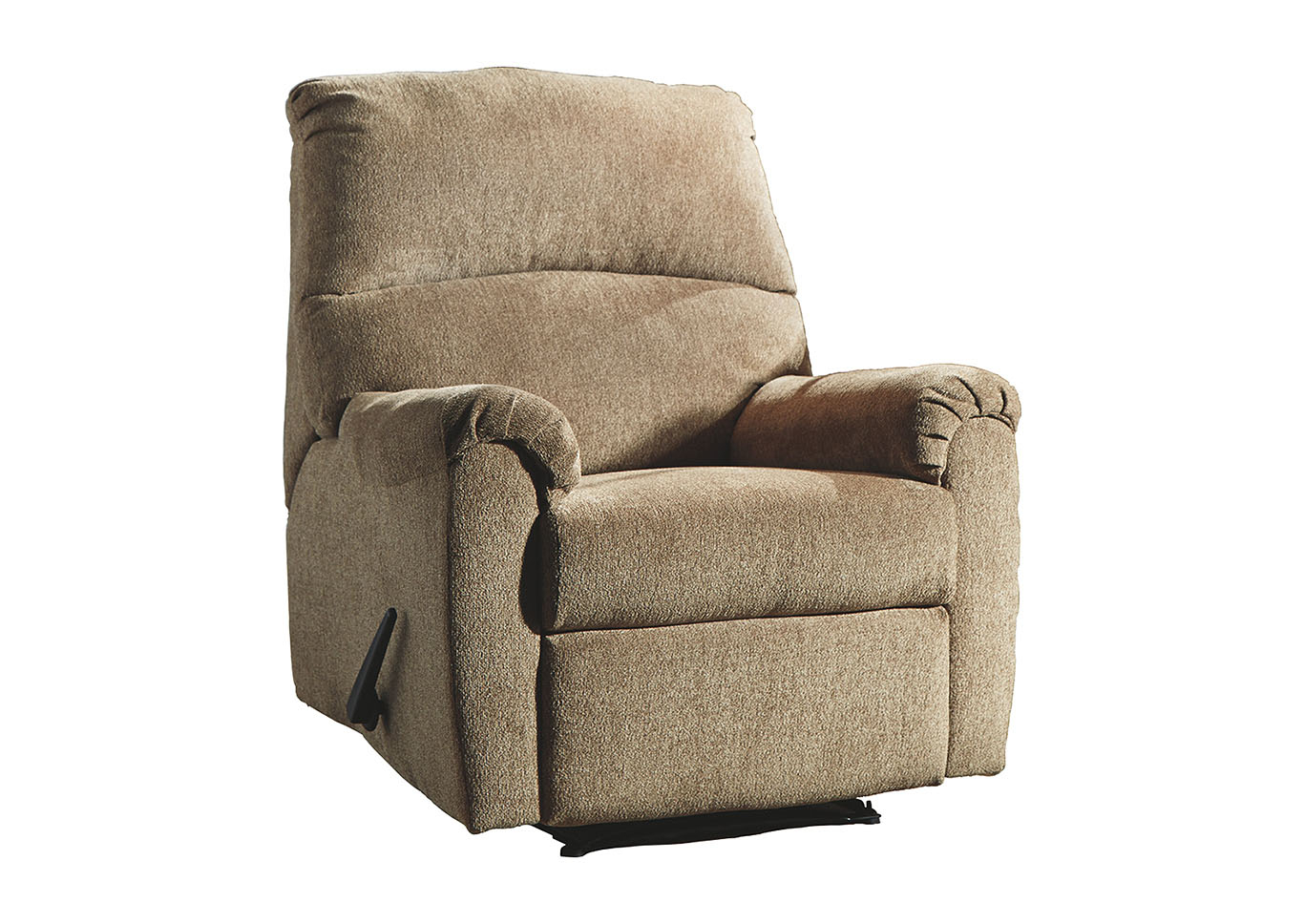 Nerviano Mocha Recliner J&D Furniture | Vineland, Nj With Vineland Polyester Swivel Armchairs (View 8 of 15)