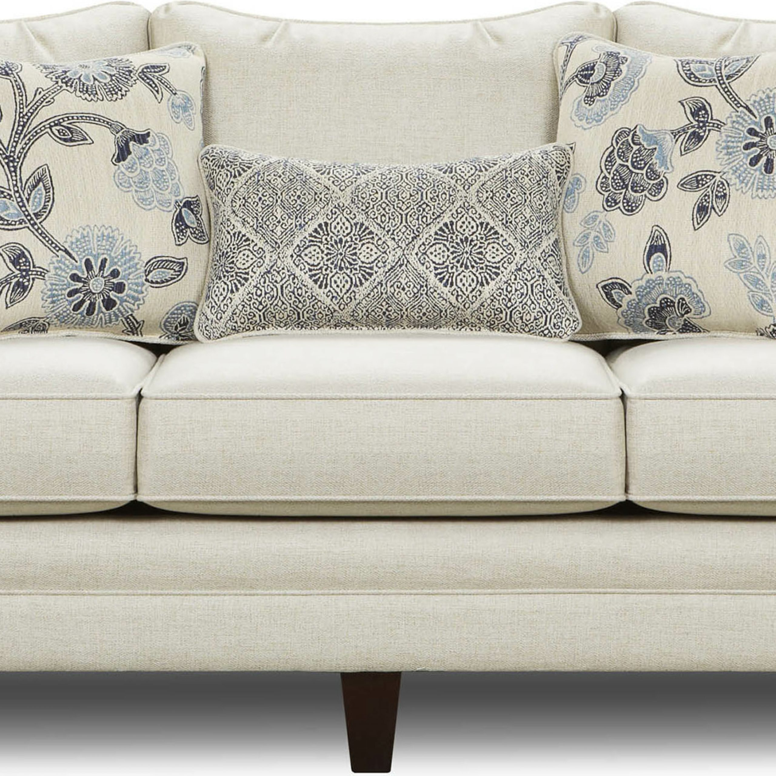 Nestor Sofa For Nestor Wingback Chairs (View 11 of 15)