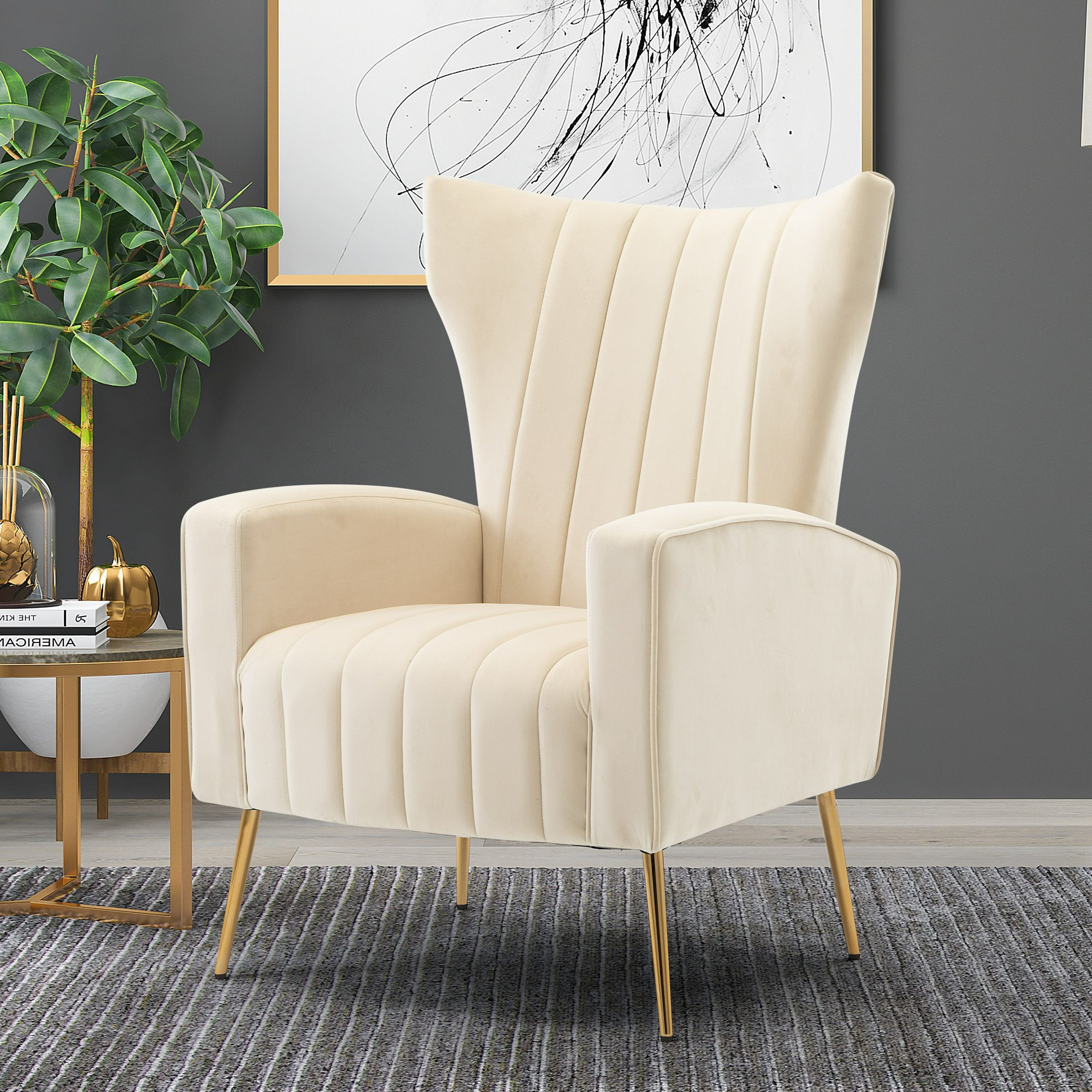 Featured Image of Nestor Wingback Chairs