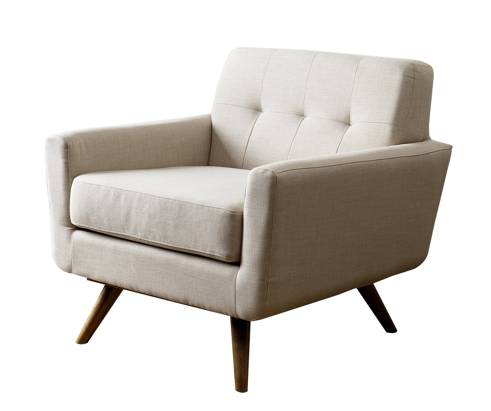 Norton St Philip Armchair Intended For Belz Tufted Polyester Armchairs (View 12 of 15)