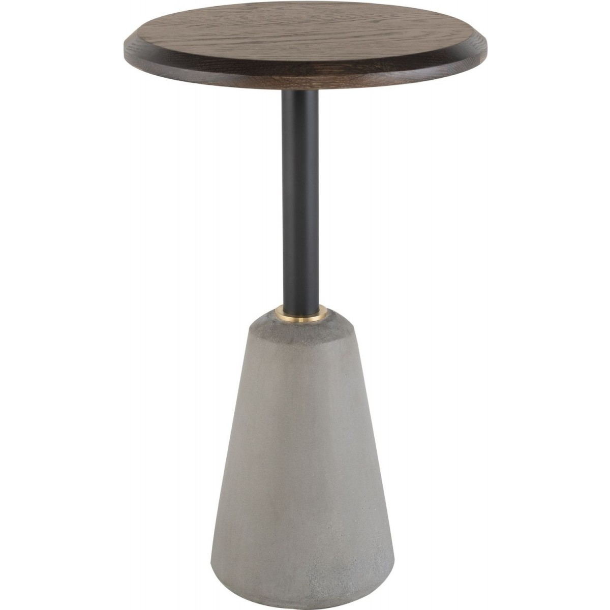 Nuevo Furniture Exeter Side Table – Hgda588 Pertaining To Exeter Side Chairs (View 15 of 15)