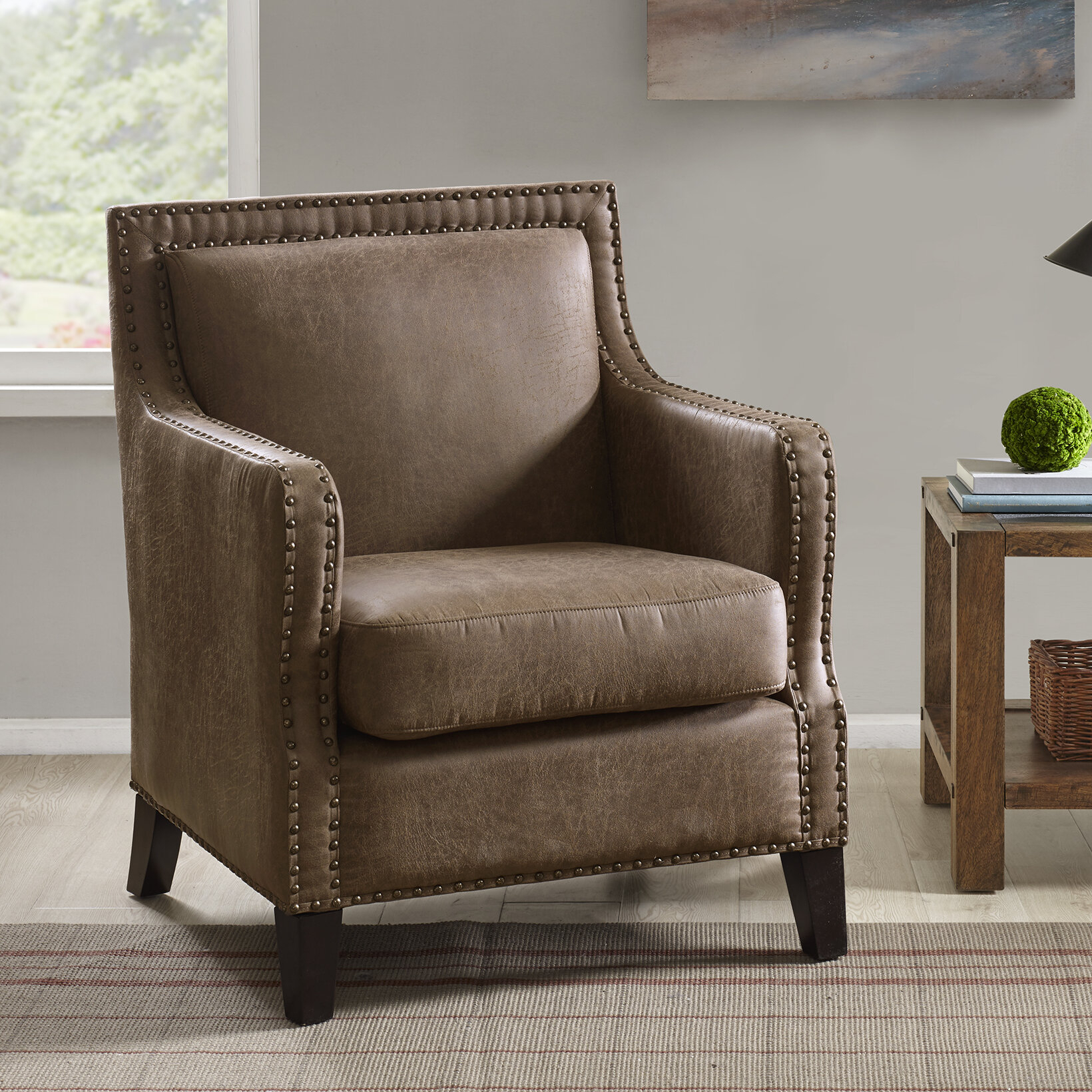 Olivar Armchair Intended For Autenberg Armchairs (View 4 of 15)