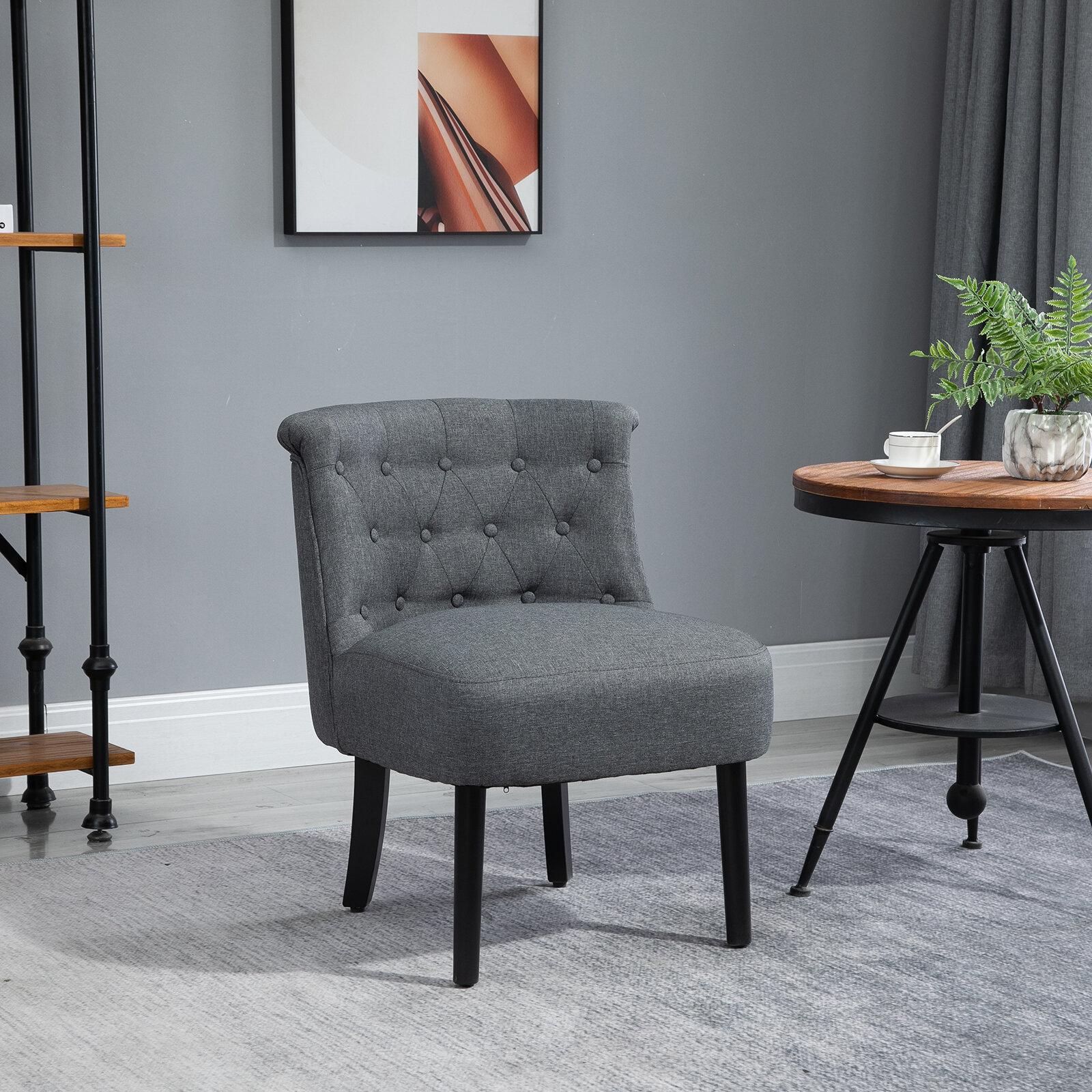 Otway Slipper Chair With Regard To Aniruddha Slipper Chairs (View 6 of 15)