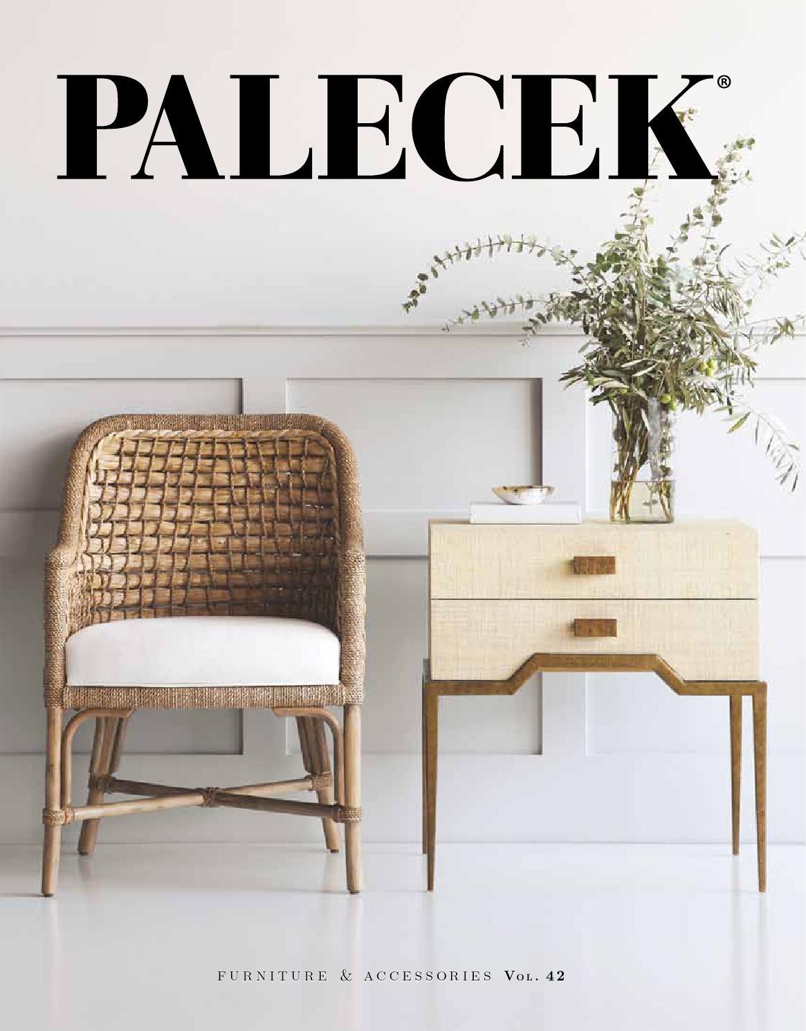 Palecek'S 2016 Furniture & Accessories Catalog Vol (View 14 of 15)