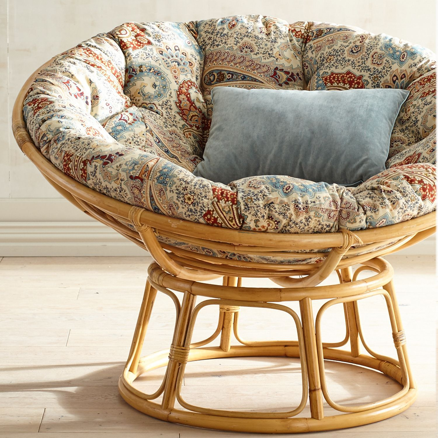 Papasan Chair Frame – Natural – Lacquer #Papasanchair Inside Decker Papasan Chairs (View 12 of 15)