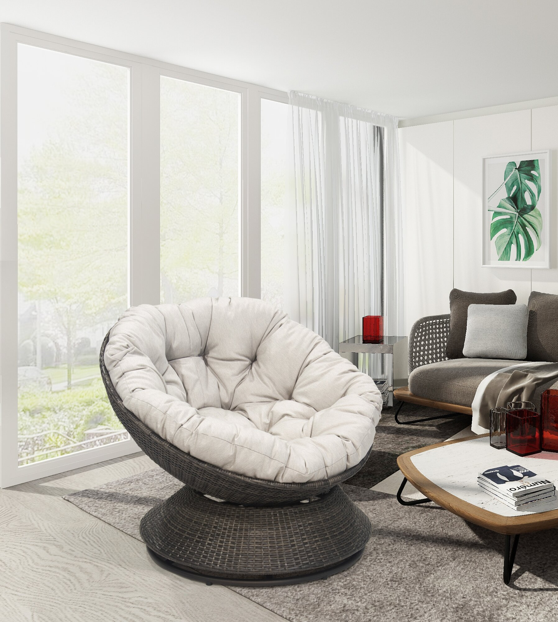 Featured Image of Renay Papasan Chairs