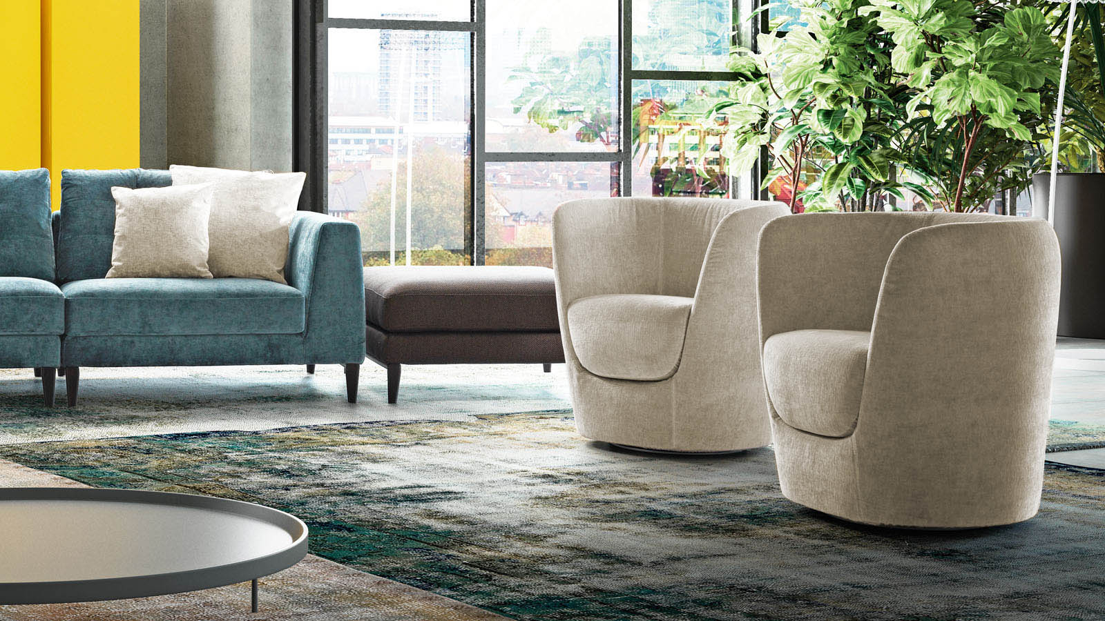 Pianca Intended For Draco Armchairs (View 8 of 15)