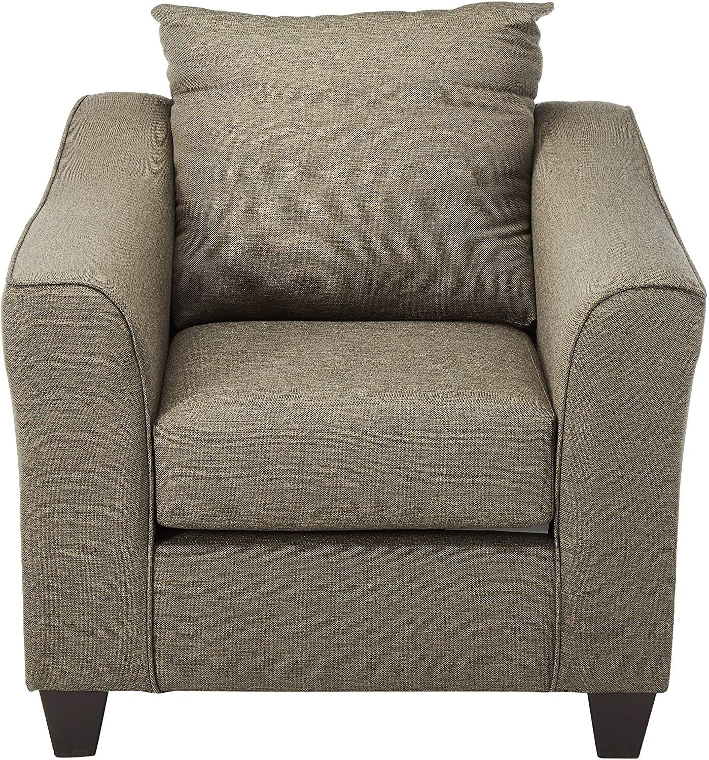 Pillow Top Arm Solid Accent Chairs You'Ll Love In 2021 | Wayfair Within Brookhhurst Avina Armchairs (View 14 of 15)