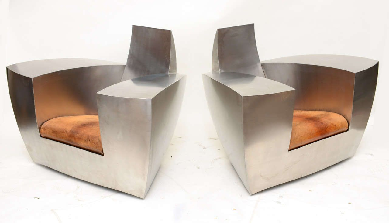 Pin On Concrete Is Cool With Harmoni Armchairs (View 12 of 15)