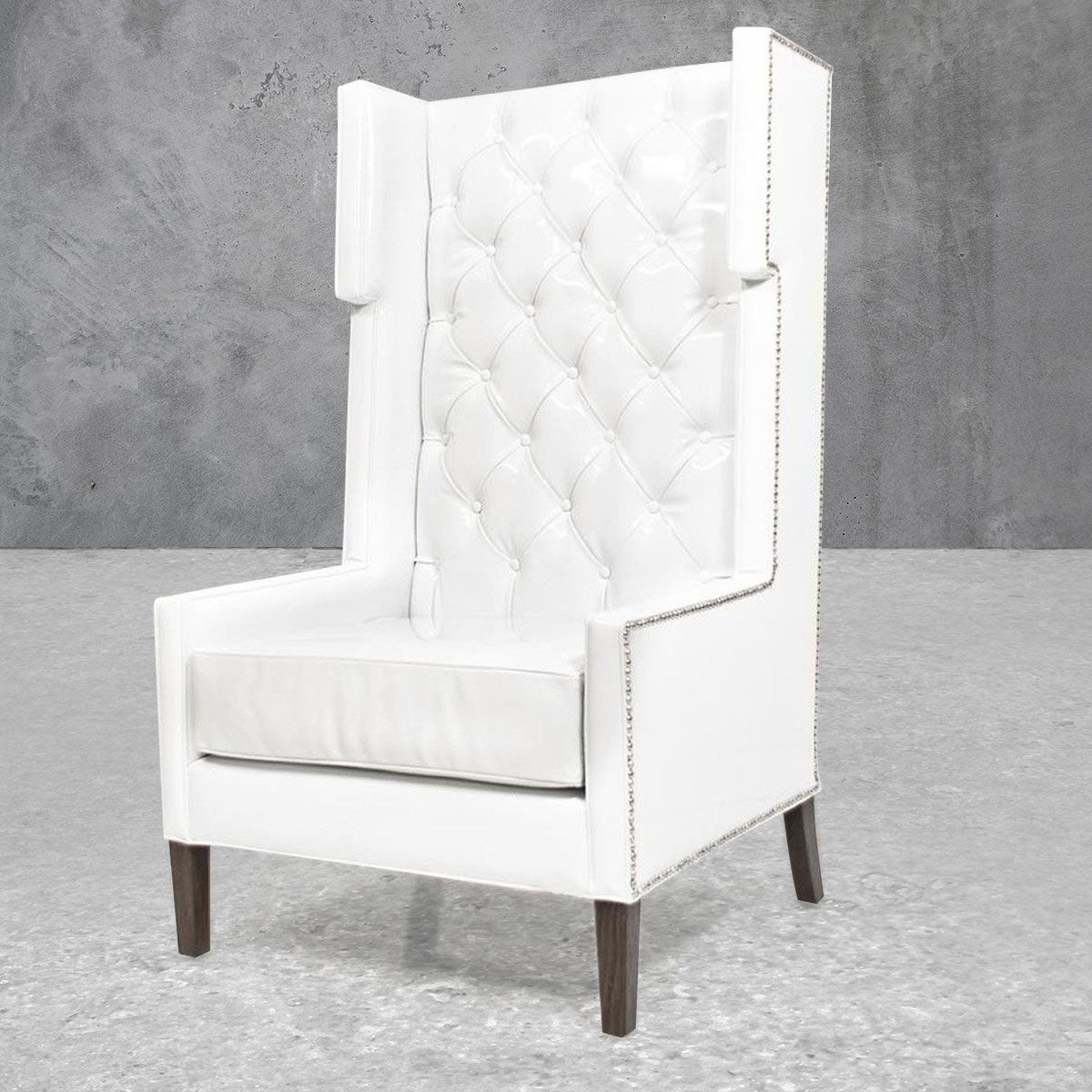 Pin On Decor Chairs Pertaining To Saige Wingback Chairs (View 10 of 15)
