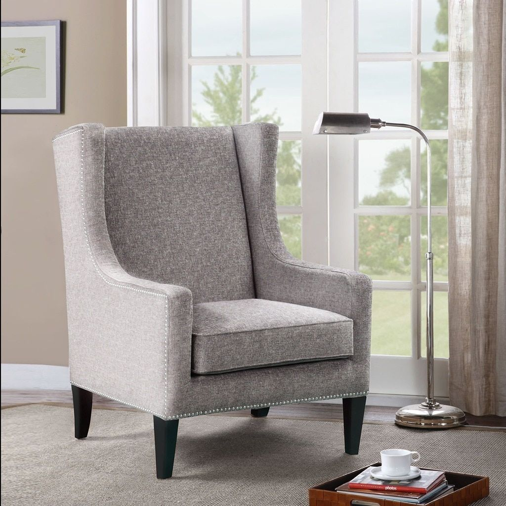 Pin On Furniture Within Chagnon Wingback Chairs (View 6 of 15)