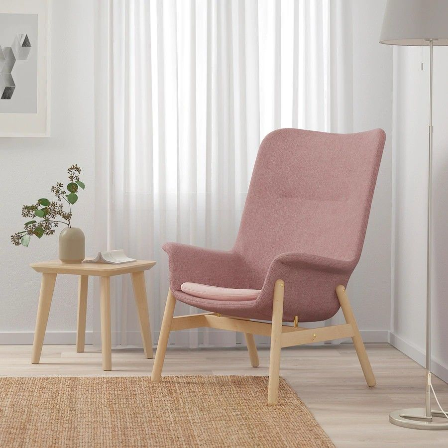 Pinjenni D On For The Livingroom In 2020   High Back Throughout Hofstetter Armchairs (View 7 of 15)