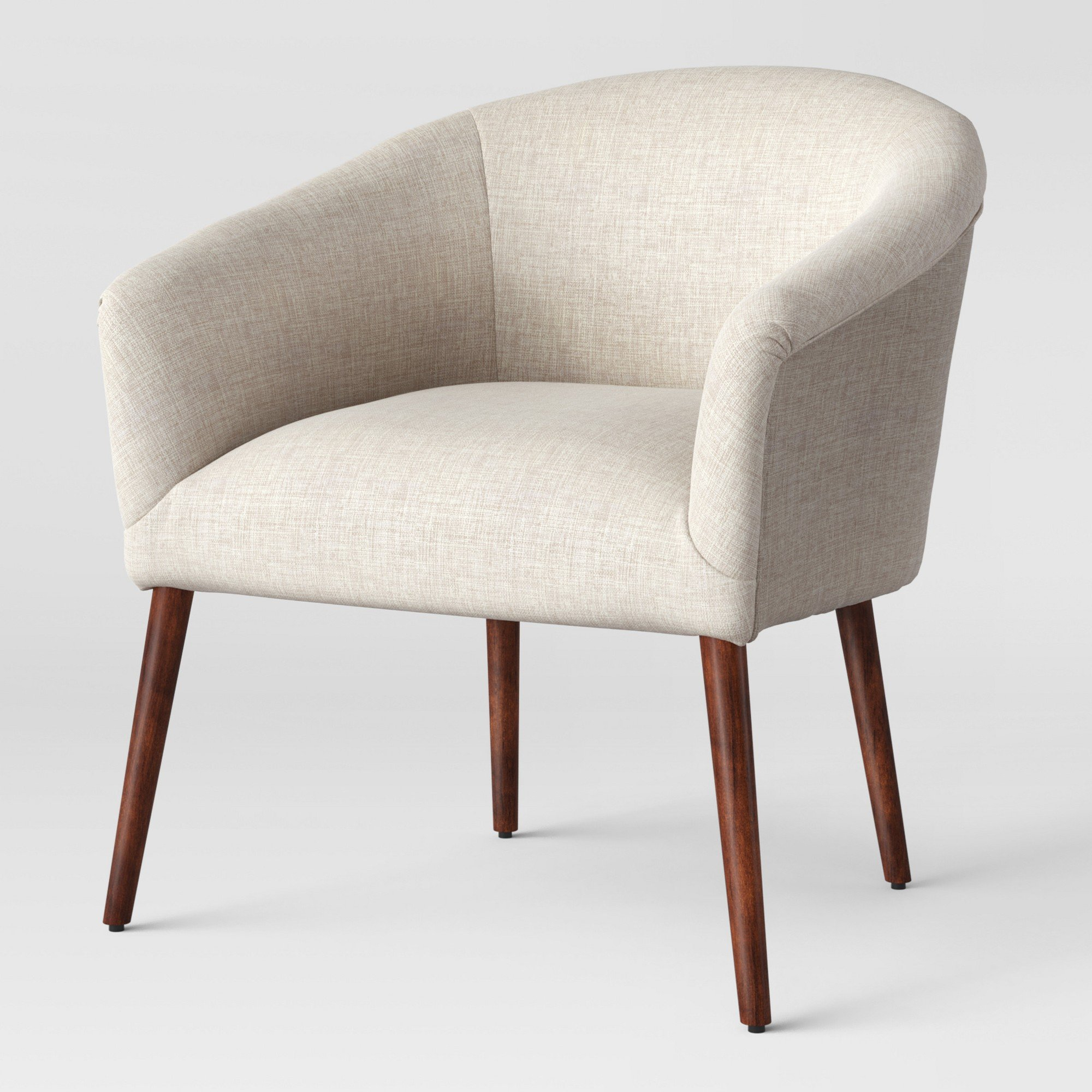 Pomeroy Barrel Chair Roma Elephant – Project 62 – Target For Leppert Armchairs (View 14 of 15)