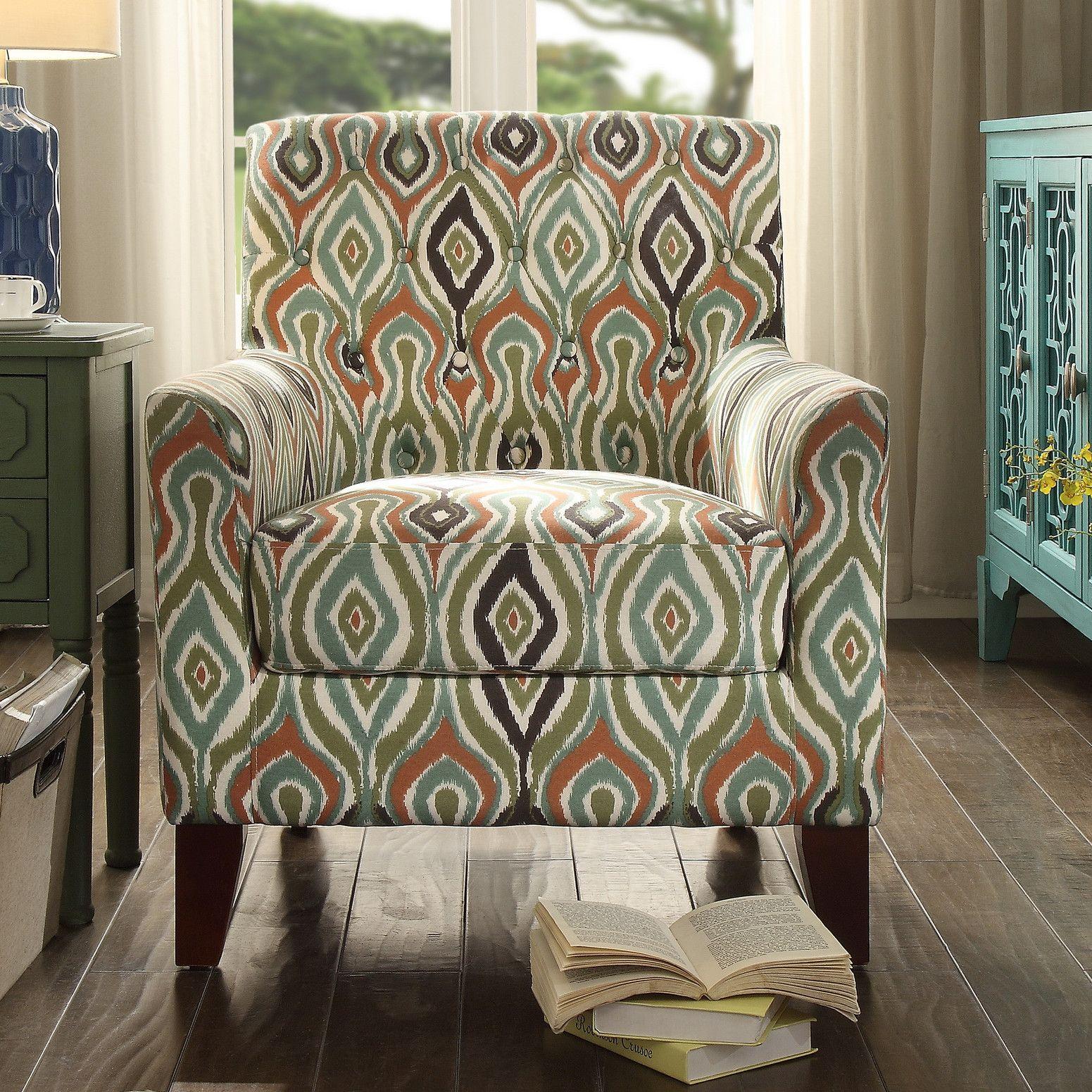 Popel Armchair | Tufted Arm Chair, Tufted Club Chairs, Armchair Regarding Popel Armchairs (View 3 of 15)