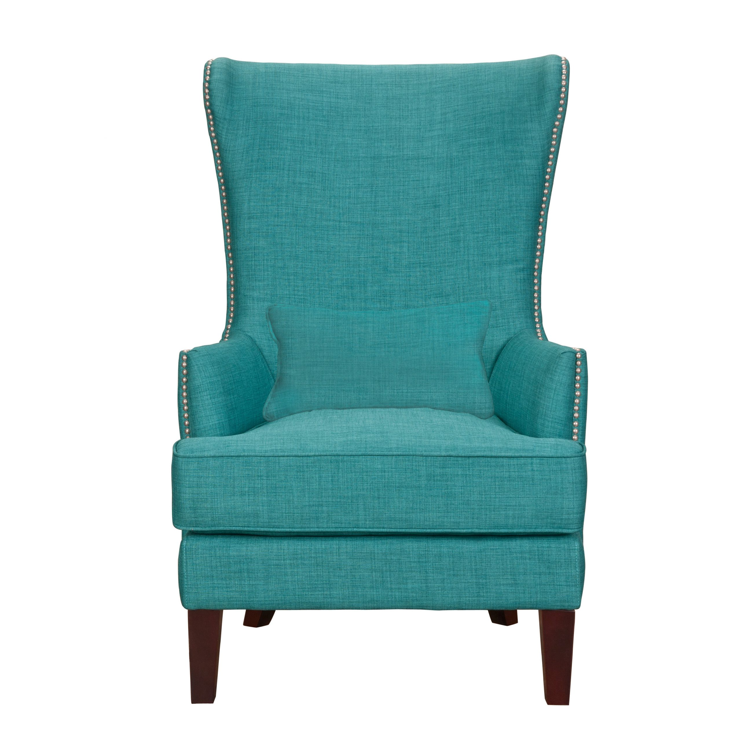 Pringle Wingback Chair Intended For Andover Wingback Chairs (View 5 of 15)