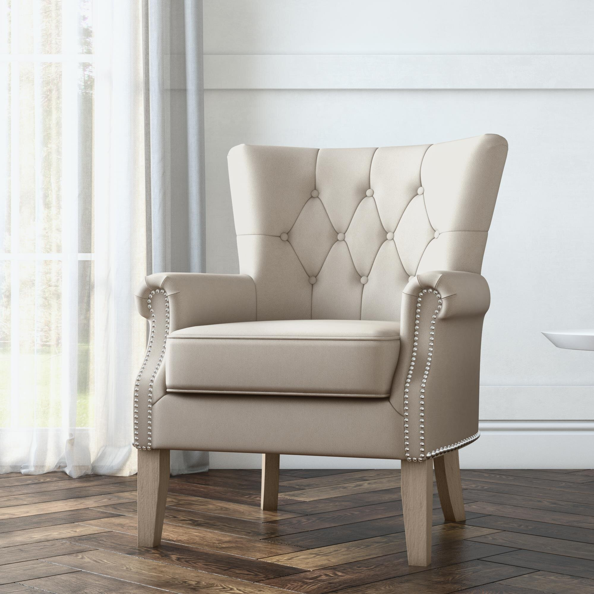 Roseanna Accent Armchair In Borst Armchairs (View 5 of 15)