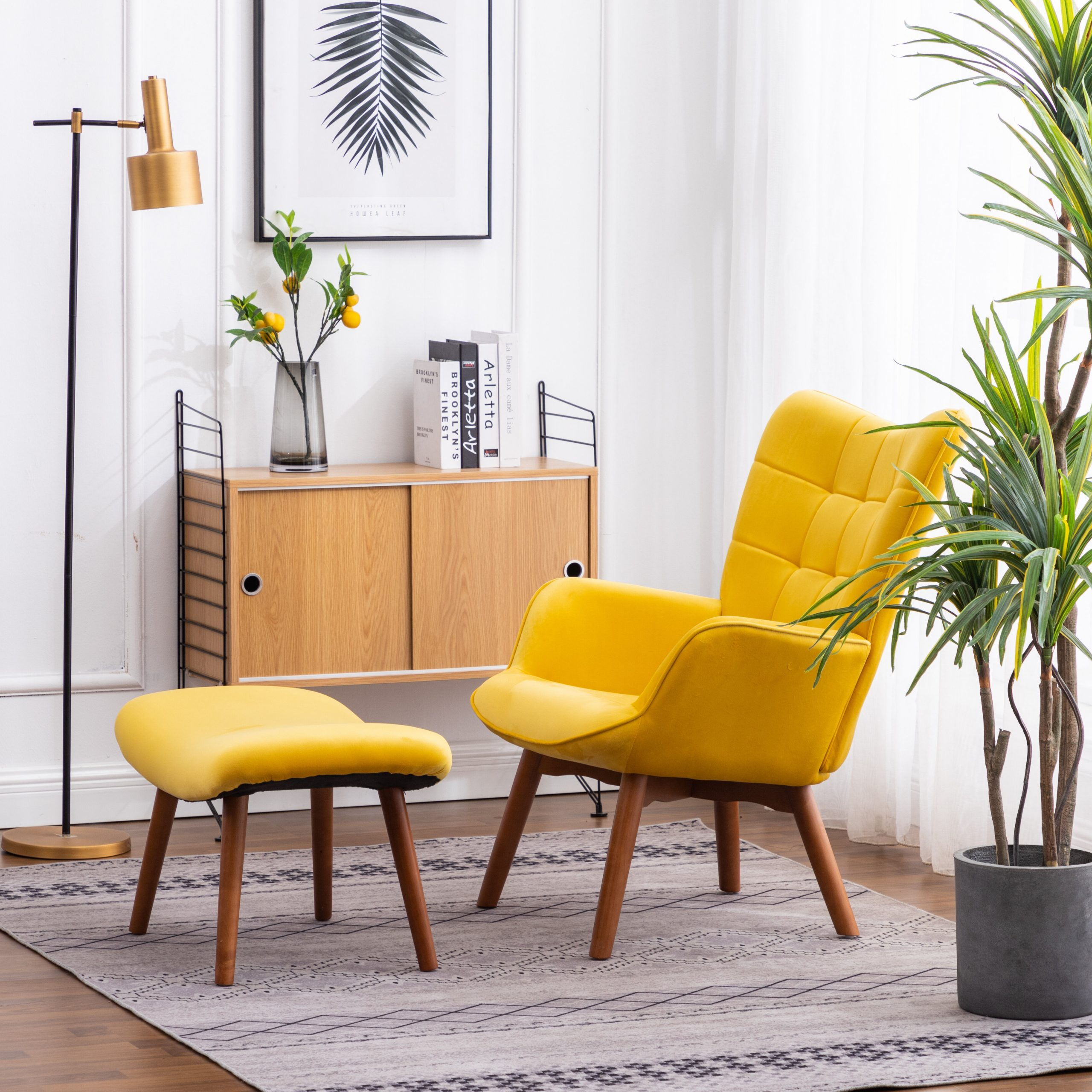 Round Arm Small Accent Chairs You'Ll Love In 2021 | Wayfair For Ansar Faux Leather Barrel Chairs (View 10 of 15)
