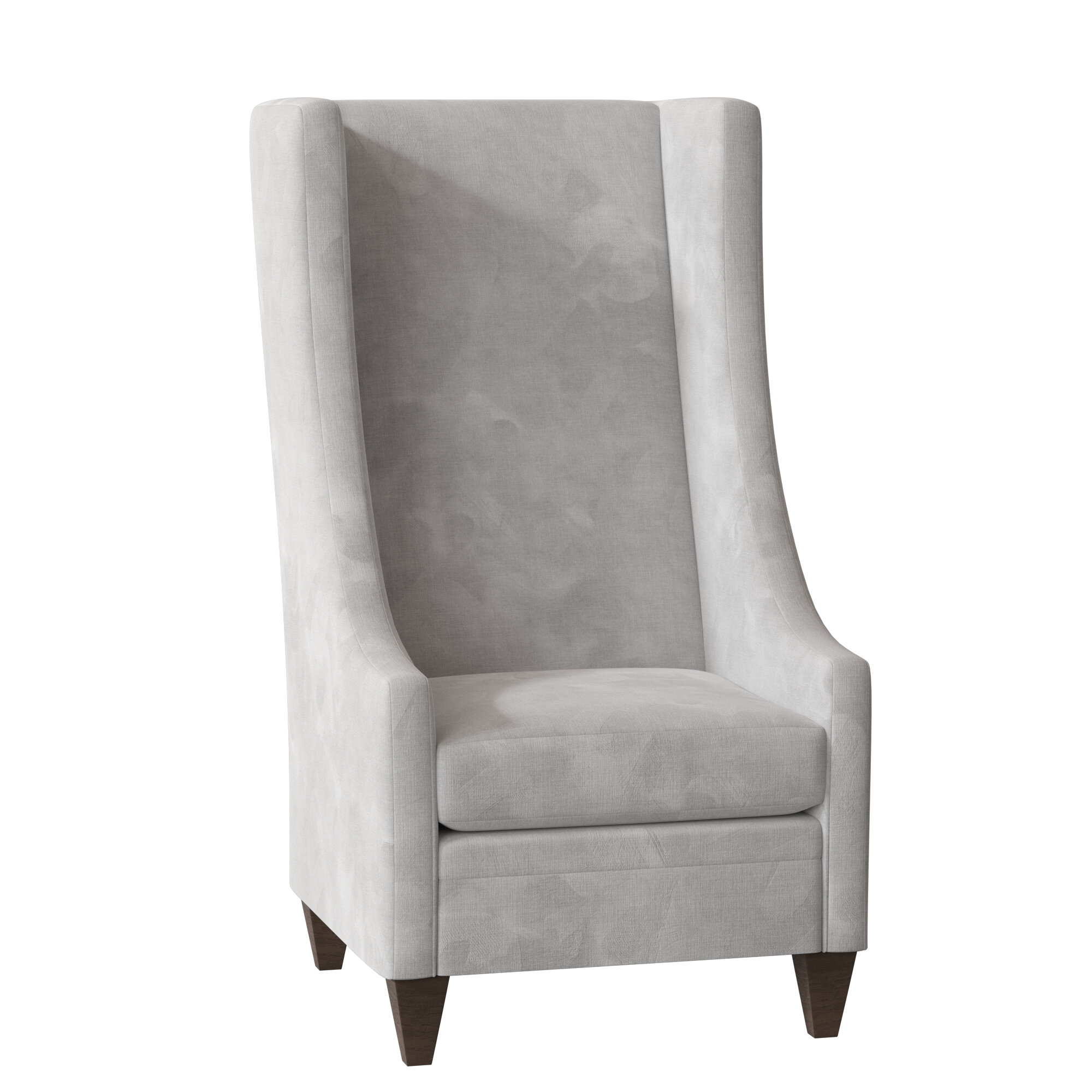 Saige Wingback Chair Within Saige Wingback Chairs (View 2 of 15)