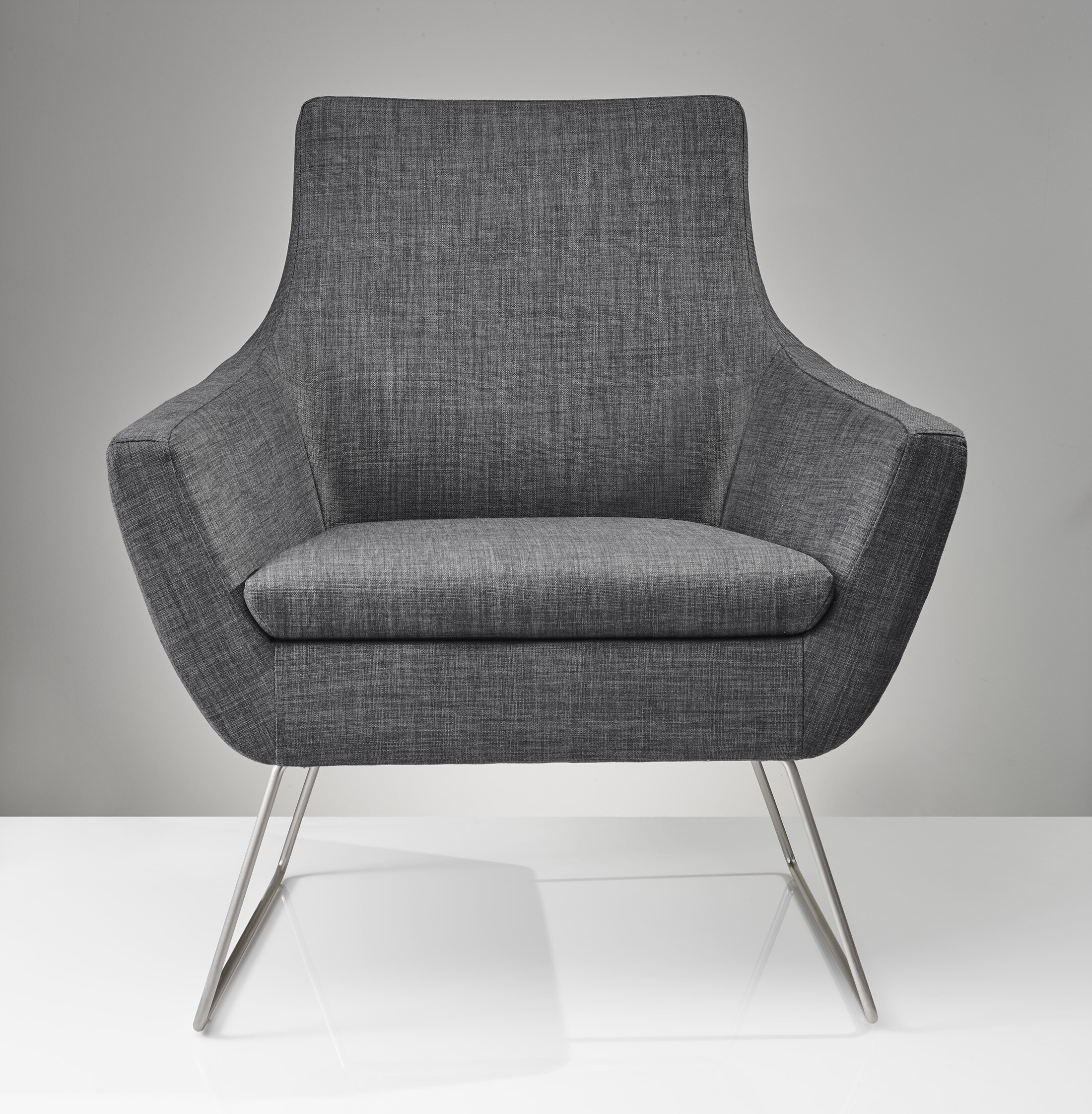 Scandinavian Small Accent Chairs You'Ll Love In 2021 | Wayfair Regarding Armory Fabric Armchairs (View 4 of 15)