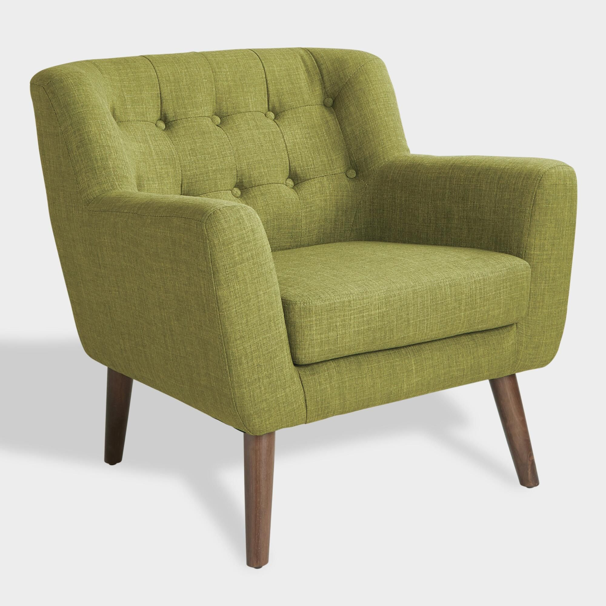 Settle Into The Comfort Of Our Mid Century Inspired Chair In Lenaghan Wingback Chairs (View 10 of 15)