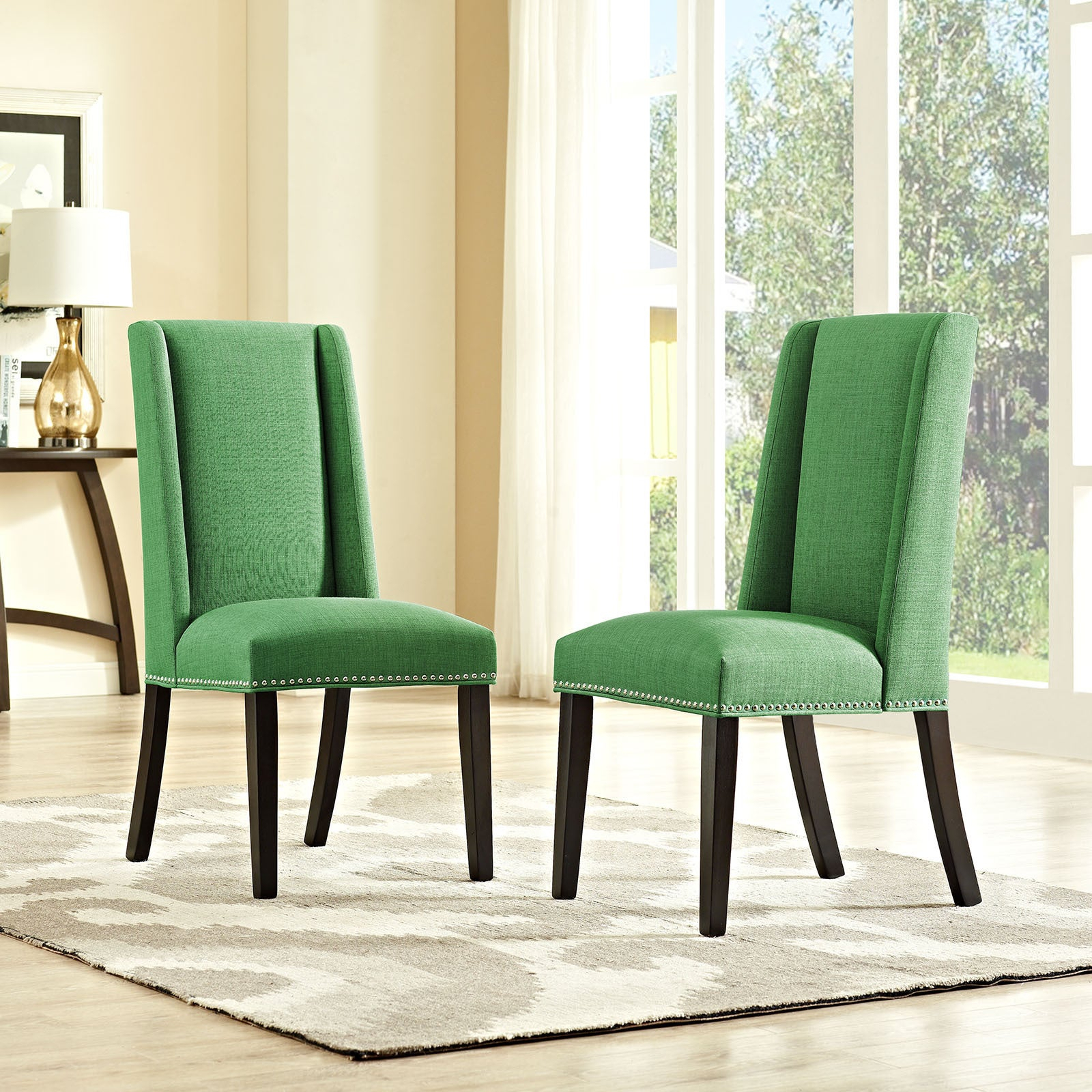 Shop Laurel Creek Daulton Dining Chair – Free Shipping On Inside Daulton Velvet Side Chairs (View 10 of 15)