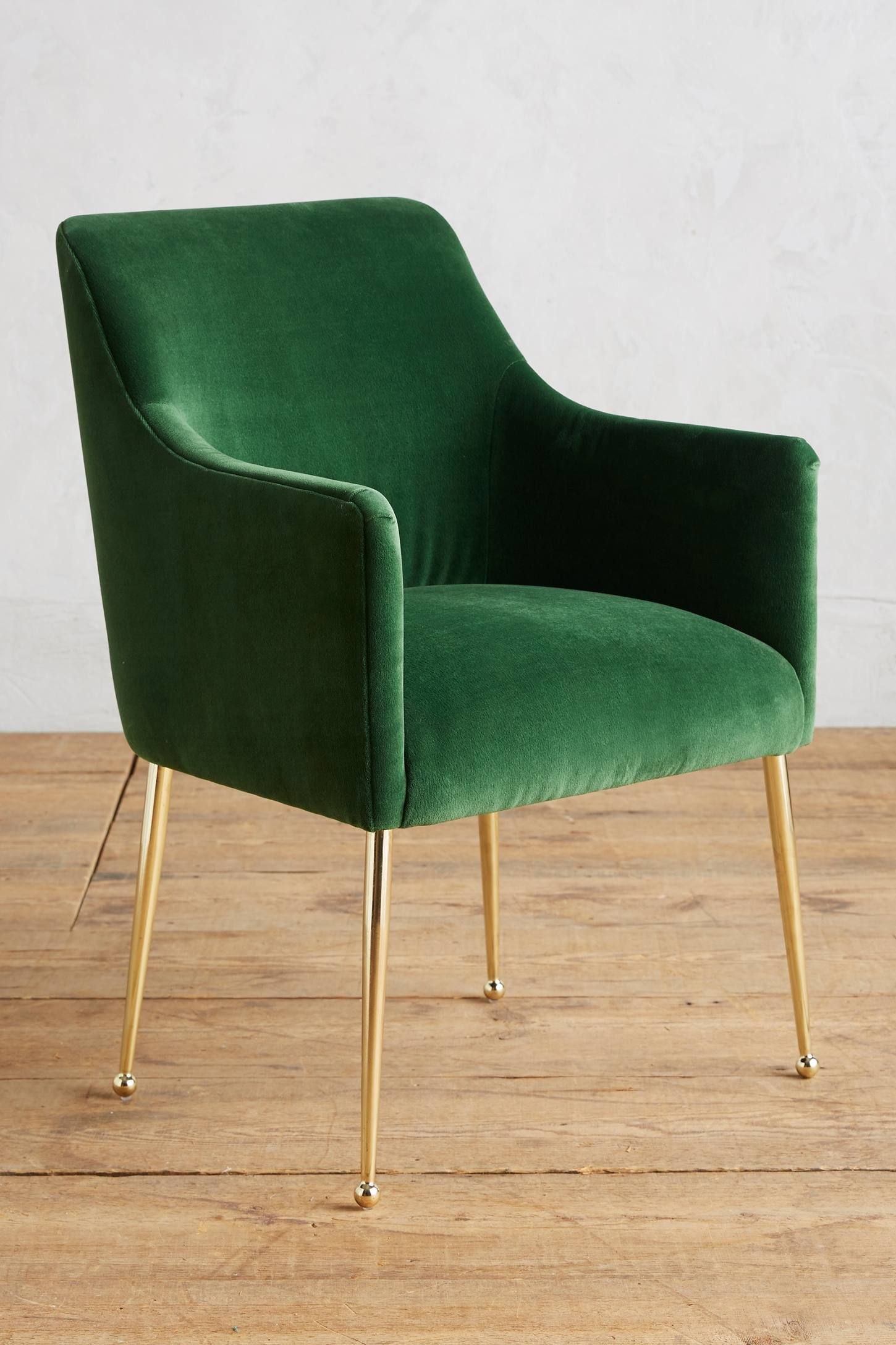 Shop The Elowen Armchair And More Anthropologie At Intended For Hanner Polyester Armchairs (View 11 of 15)