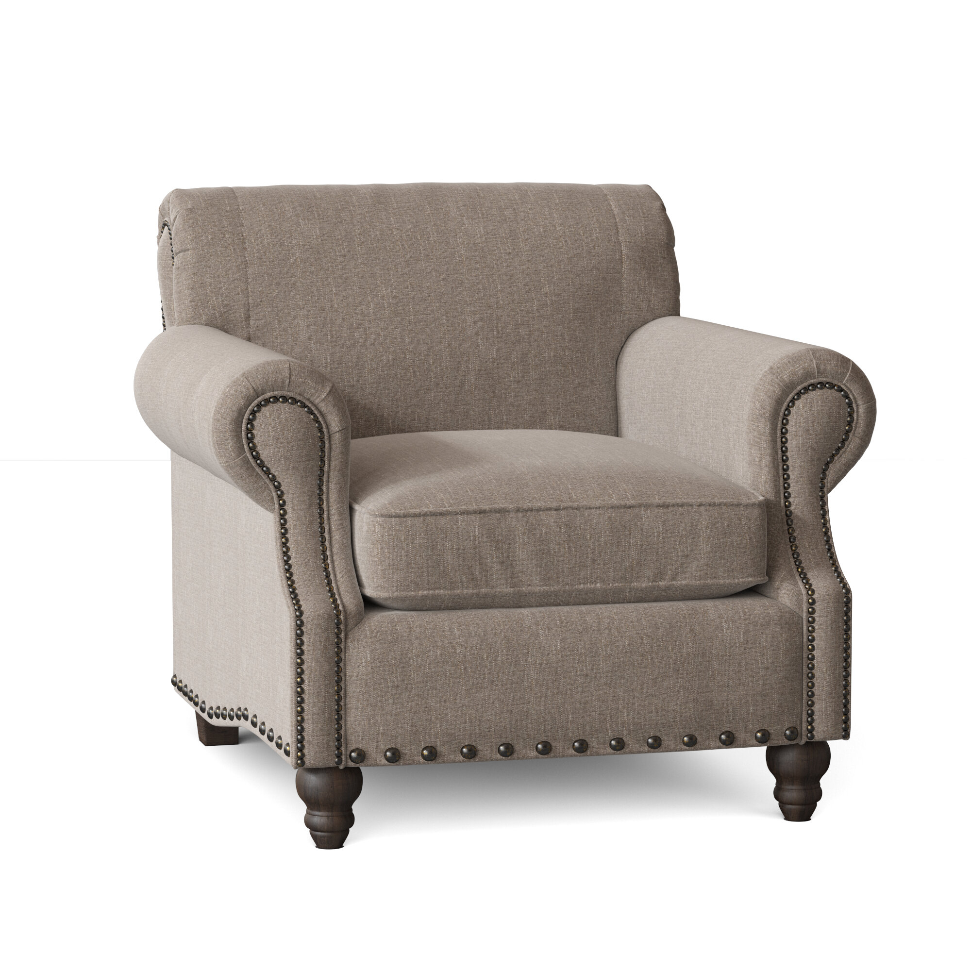 Silver Birch Lane™ Accent Chairs You'Ll Love In 2021 | Wayfair With Regard To Young Armchairs By Birch Lane (View 12 of 15)