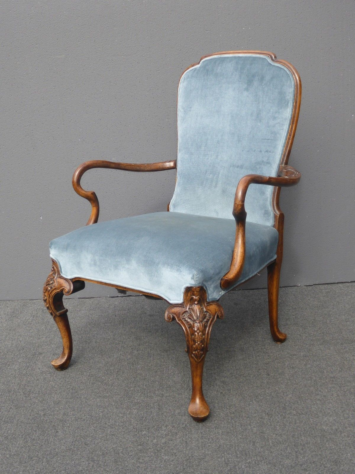 Solid And Firm. Chair Can Be Used In Its Present Condition Throughout Easterling Velvet Slipper Chairs (Photo 11 of 15)