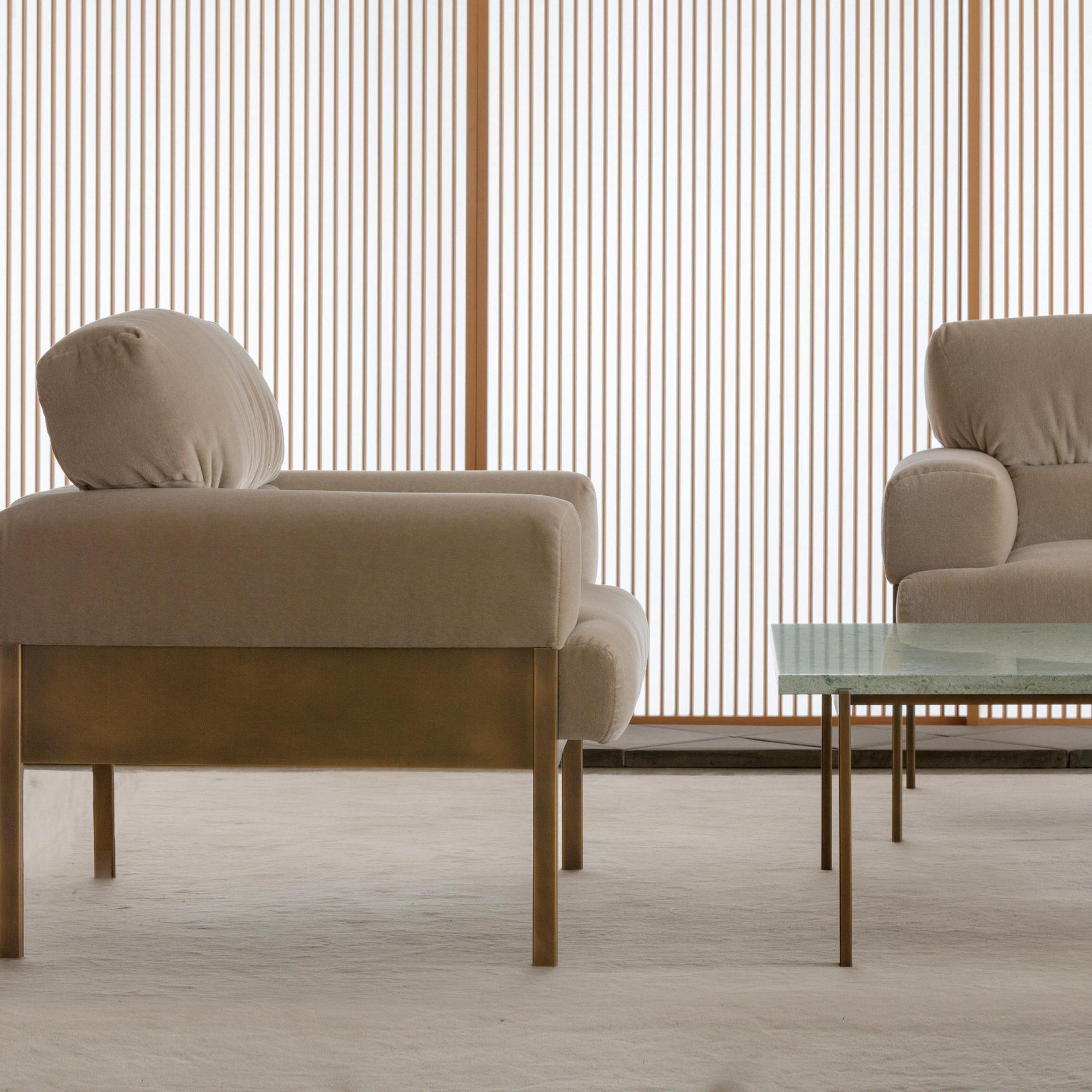 Suki | Armchair & Designer Furniture | Architonic With Suki Armchairs (Photo 2 of 15)