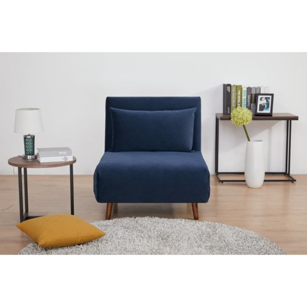 This Is The Genius, Space Saving Living Room Piece You Never Regarding Bolen Convertible Chairs (View 14 of 15)