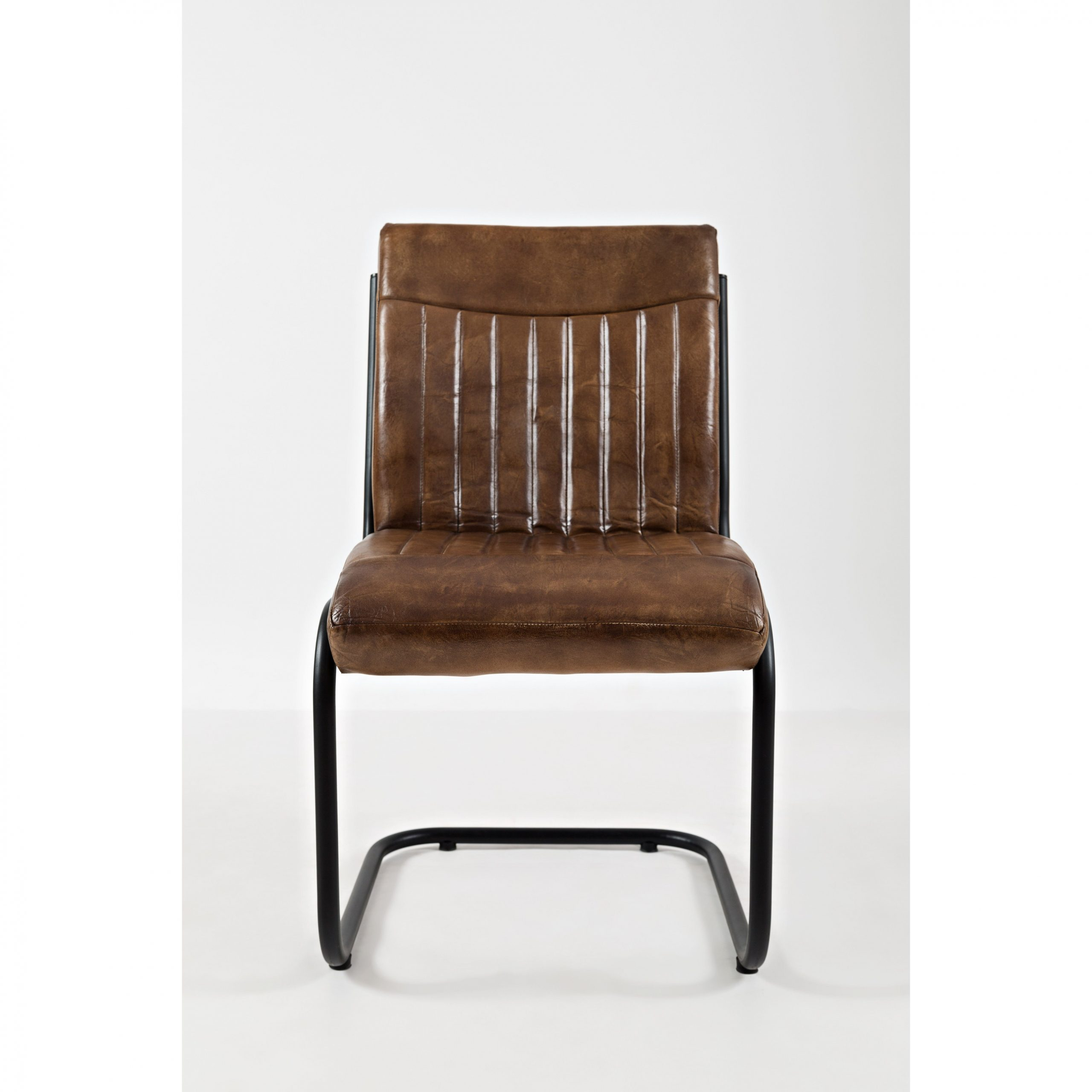 Trent Austin Design® Tuscarora Leather Side Chair Pertaining To Trent Side Chairs (View 13 of 15)