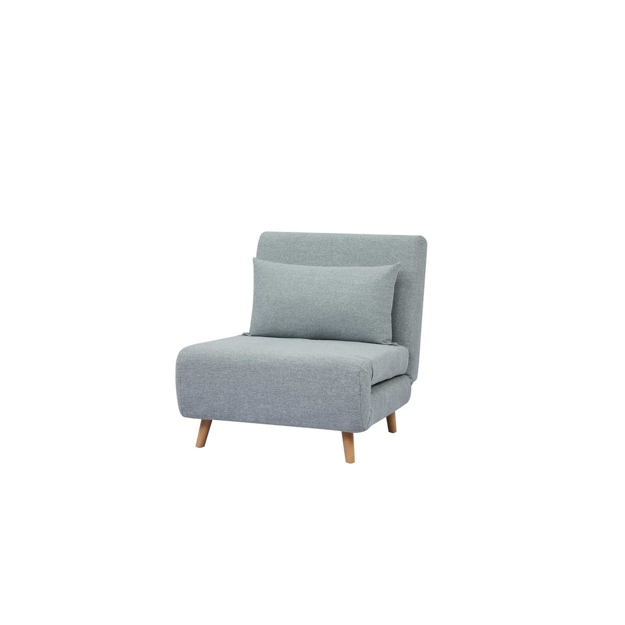 Tustin Upholstered Convertible Lounge/ Sleeper Chair In New London Convertible Chairs (View 10 of 15)