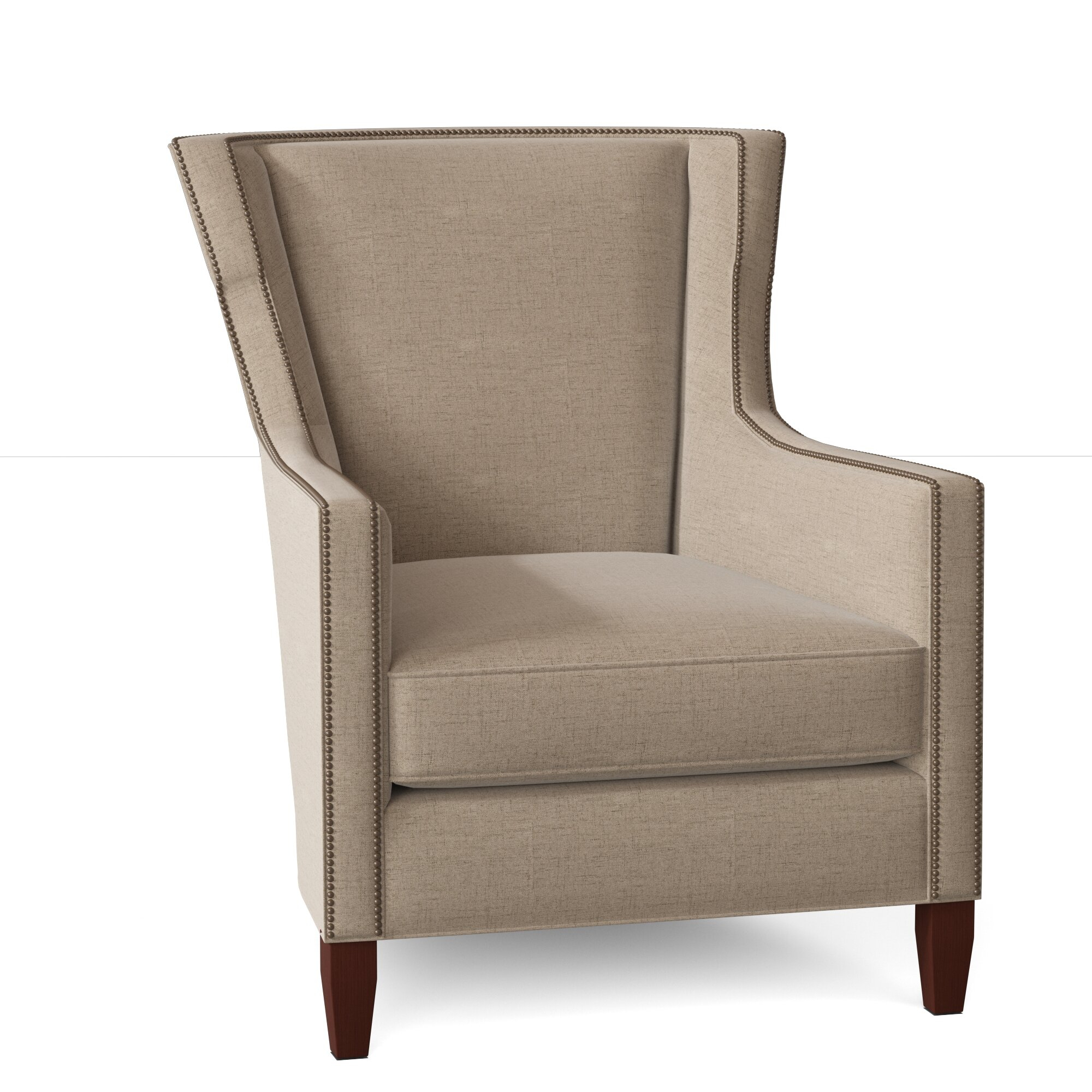 Verbena Wingback Chair Intended For Sweetwater Wingback Chairs (View 10 of 15)
