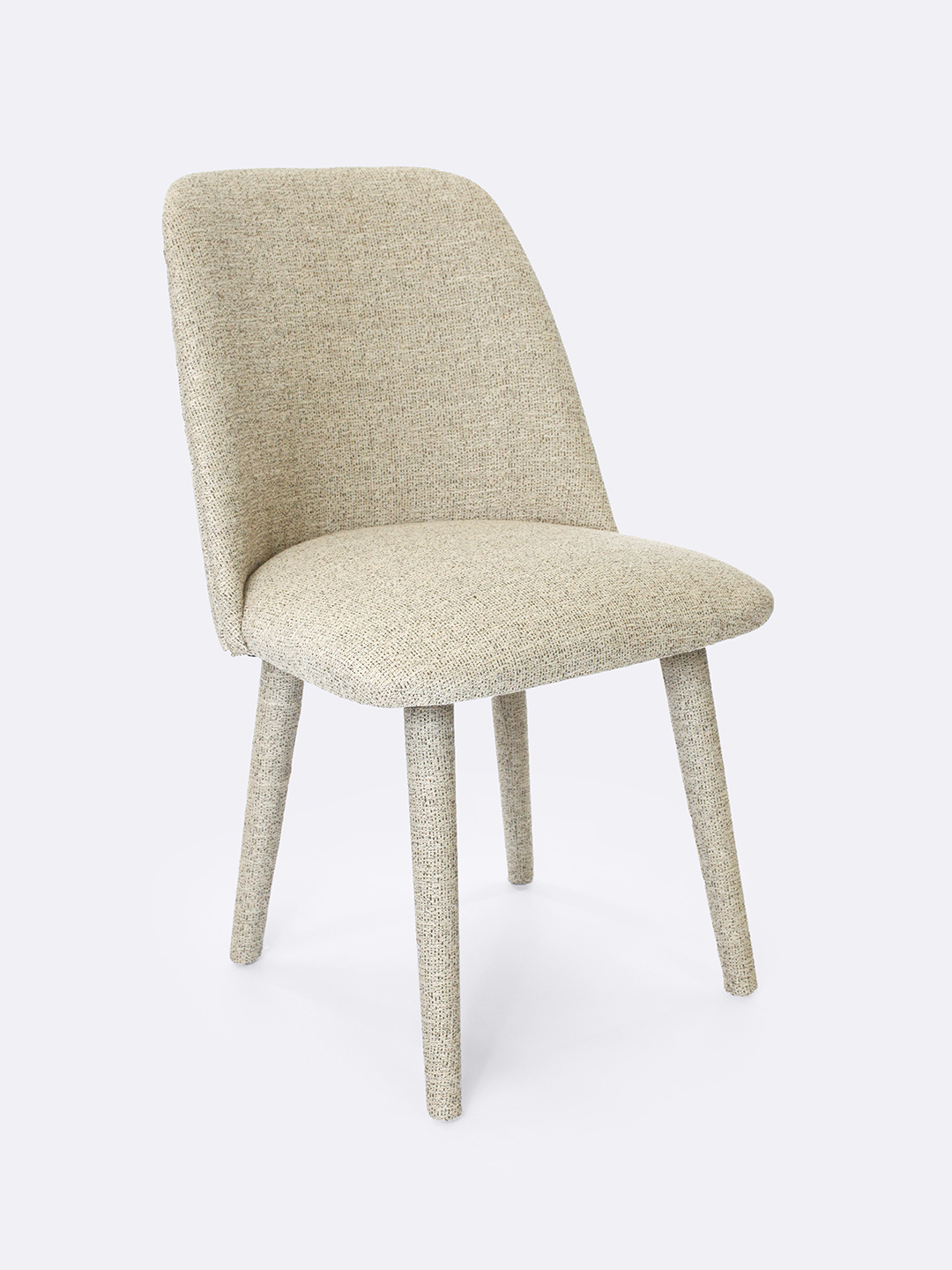 Victoria Chair – The Rug Collection With Chiles Linen Side Chairs (View 5 of 15)