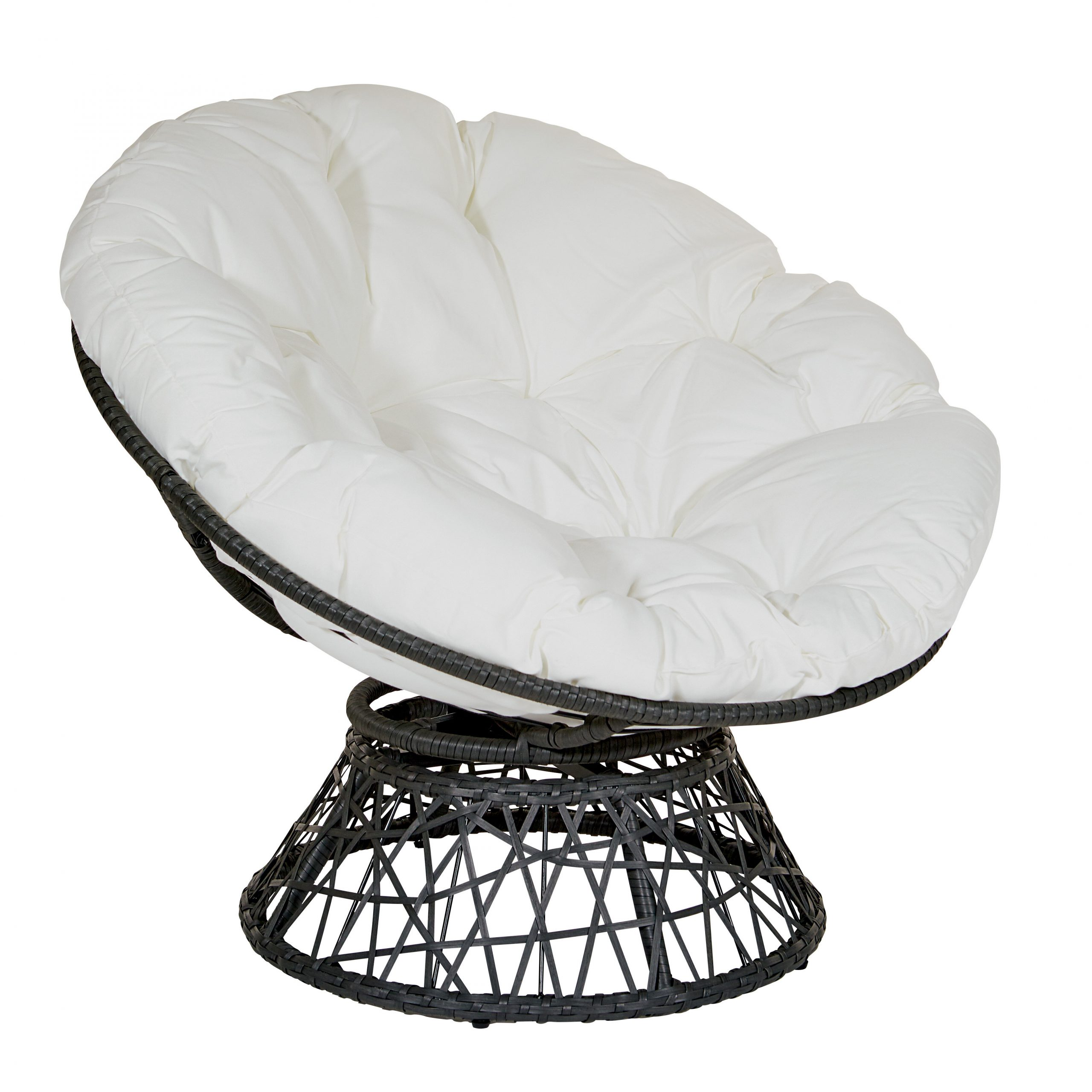 Wayfair'S Picks For Collegewhite Accent Chairs You'Ll Love Throughout Campton Papasan Chairs (View 7 of 15)