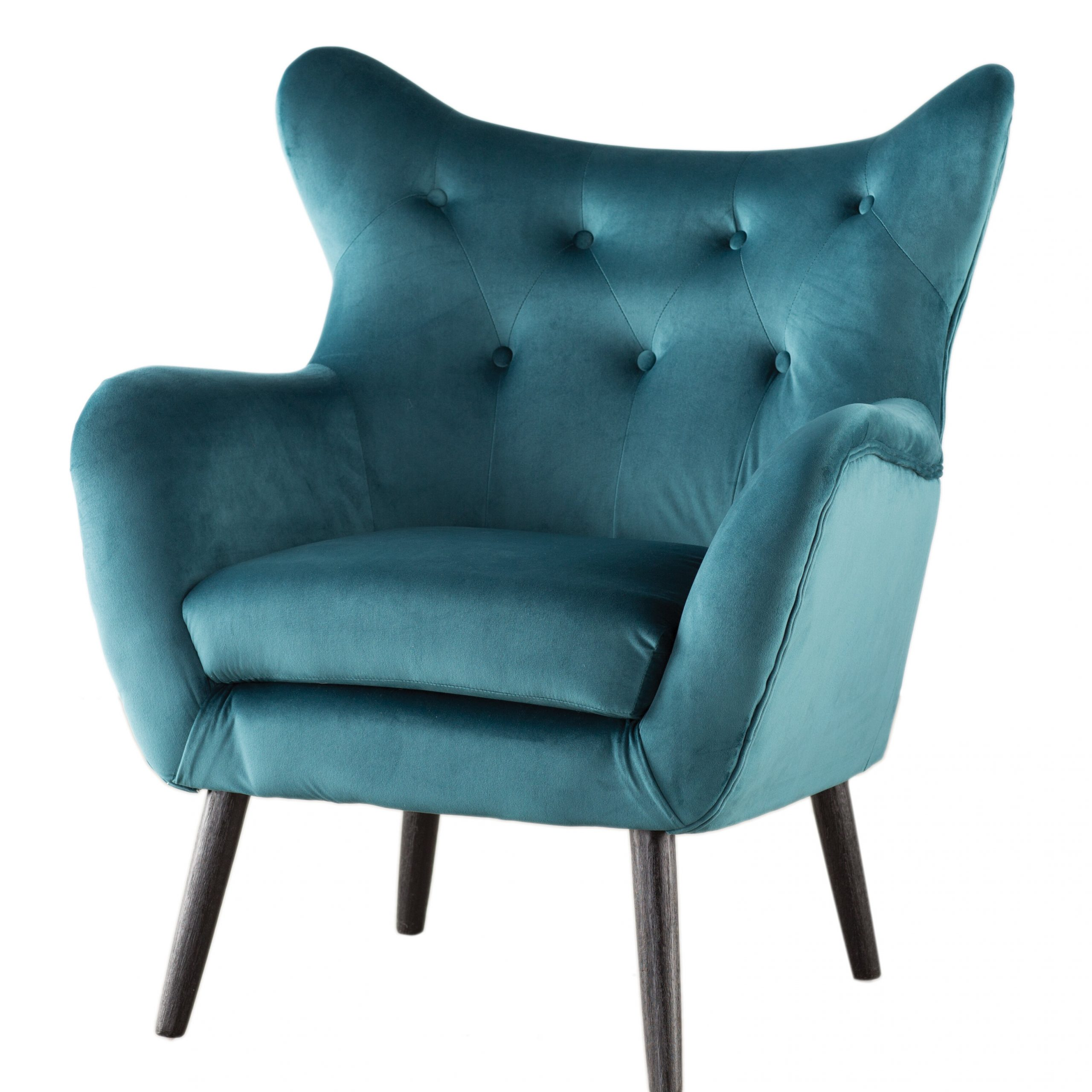 Willa Arlo Interiors Bouck 21'' Wingback Chair & Reviews Throughout Bouck Wingback Chairs (View 2 of 15)