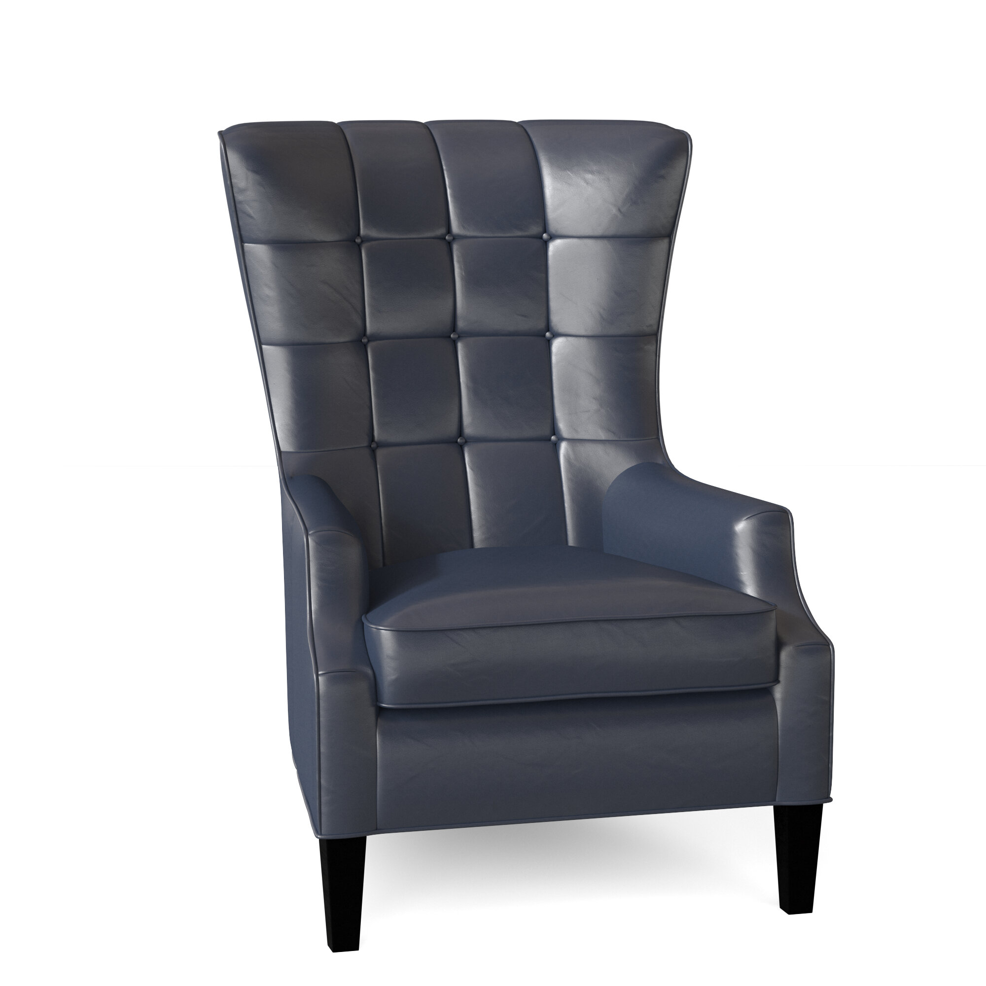 Wingback Accent Chairs You'Ll Love In 2021 | Wayfair (View 2 of 15)