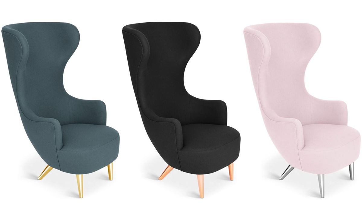 Featured Image of Lounge Chairs With Metal Leg