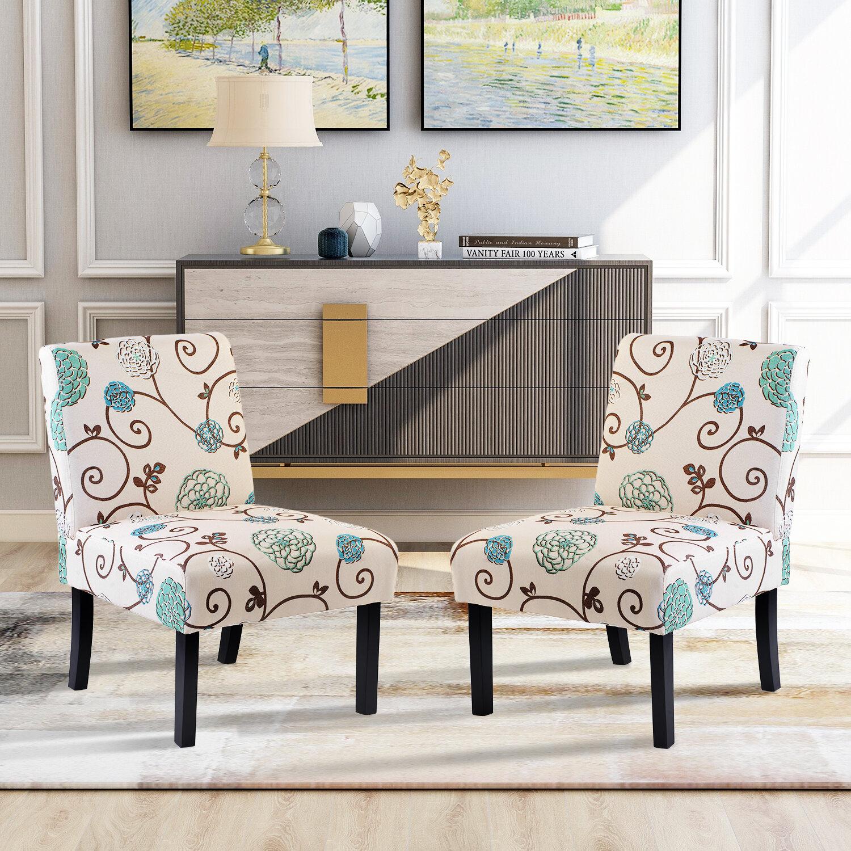 Yaelle Slipper Chair Throughout Aniruddha Slipper Chairs (View 4 of 15)