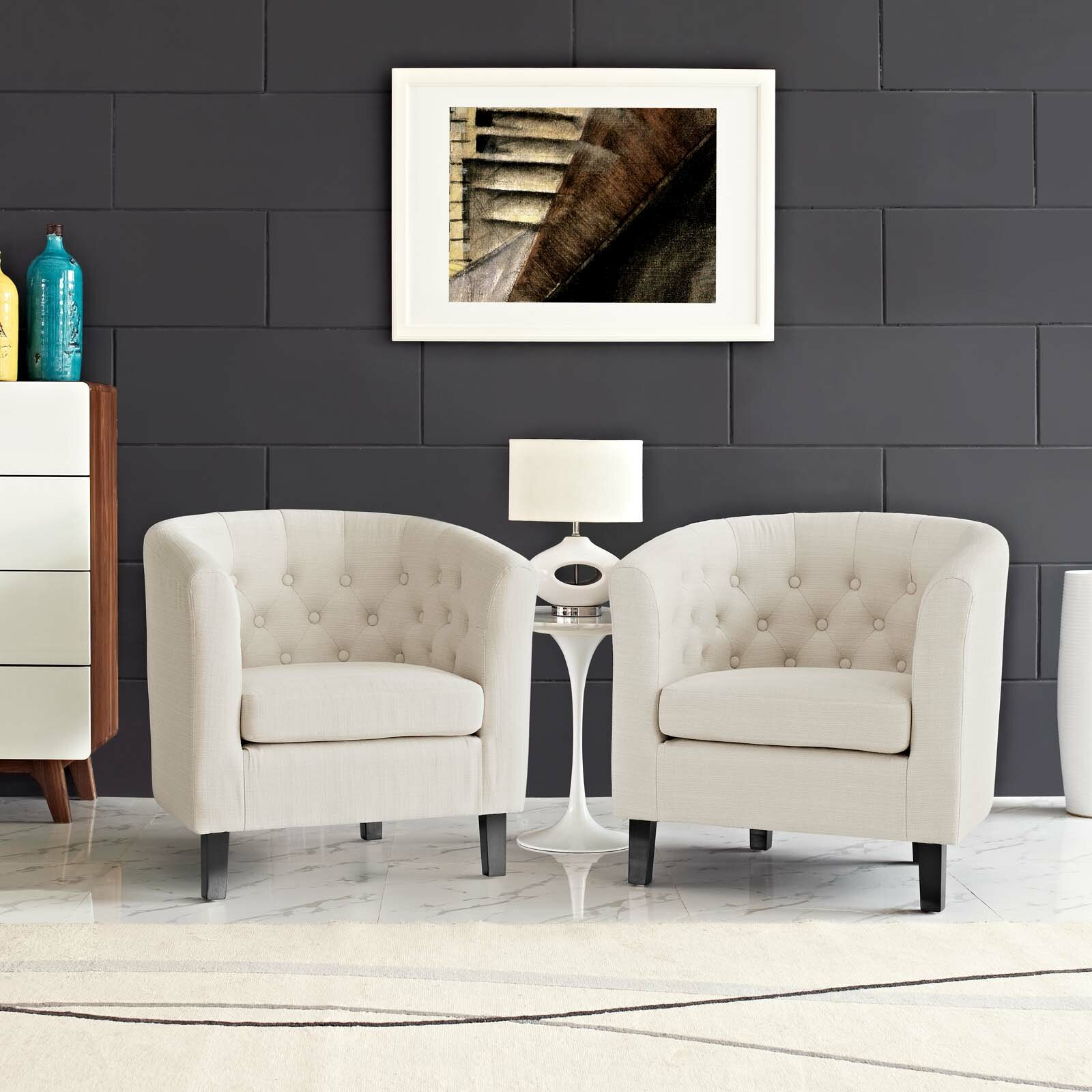 Featured Image of Ziaa Armchairs (Set Of 2)