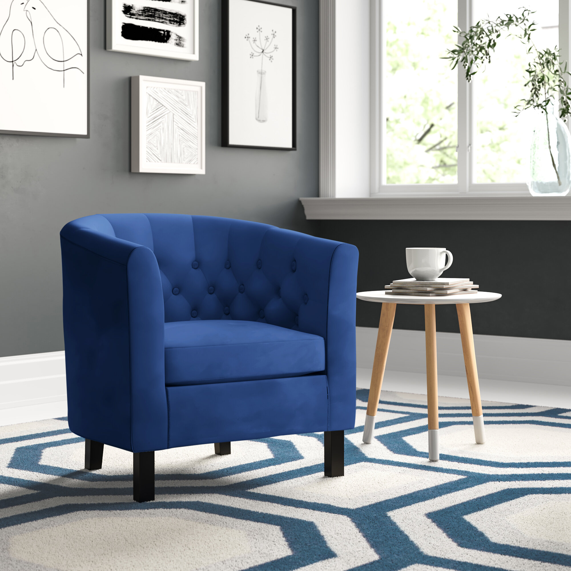 Featured Image of Ziaa Barrel Chairs