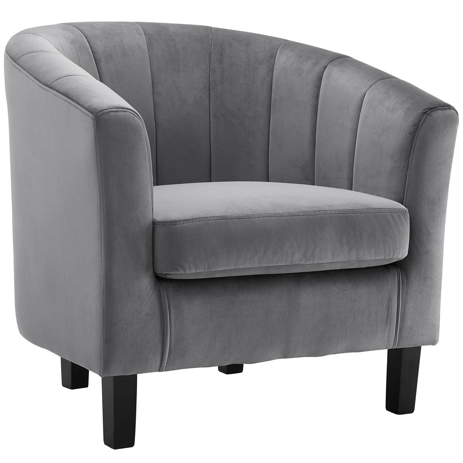 """Ziaa Channel 20"""" Armchair With Regard To Ziaa Armchairs (Set Of 2) (View 9 of 15)"""